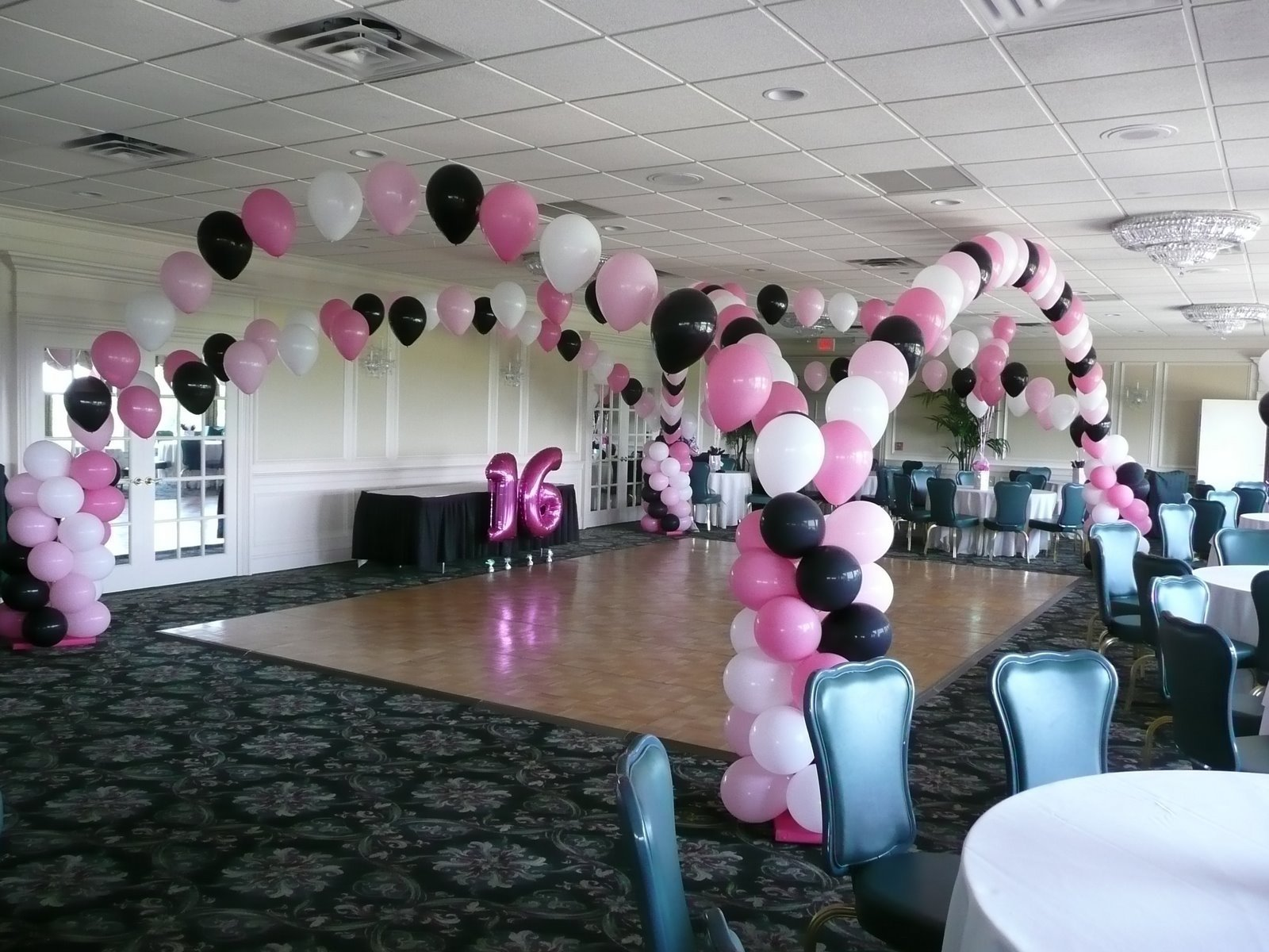 10 Most Popular Sweet 16 Party Decoration Ideas awesome sweet 16 party decorations all in home decor ideas ideas