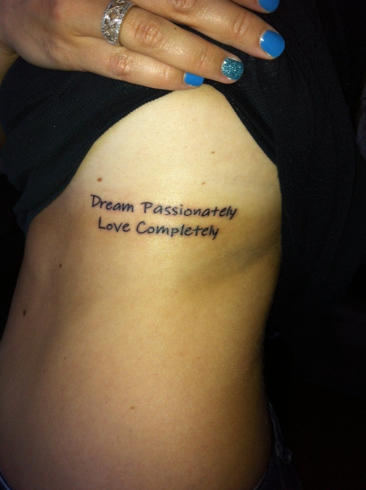 10 Perfect Good Tattoo Ideas For Girls awesome tattoo quotes for girls http www hdtattoodesign 2 2021