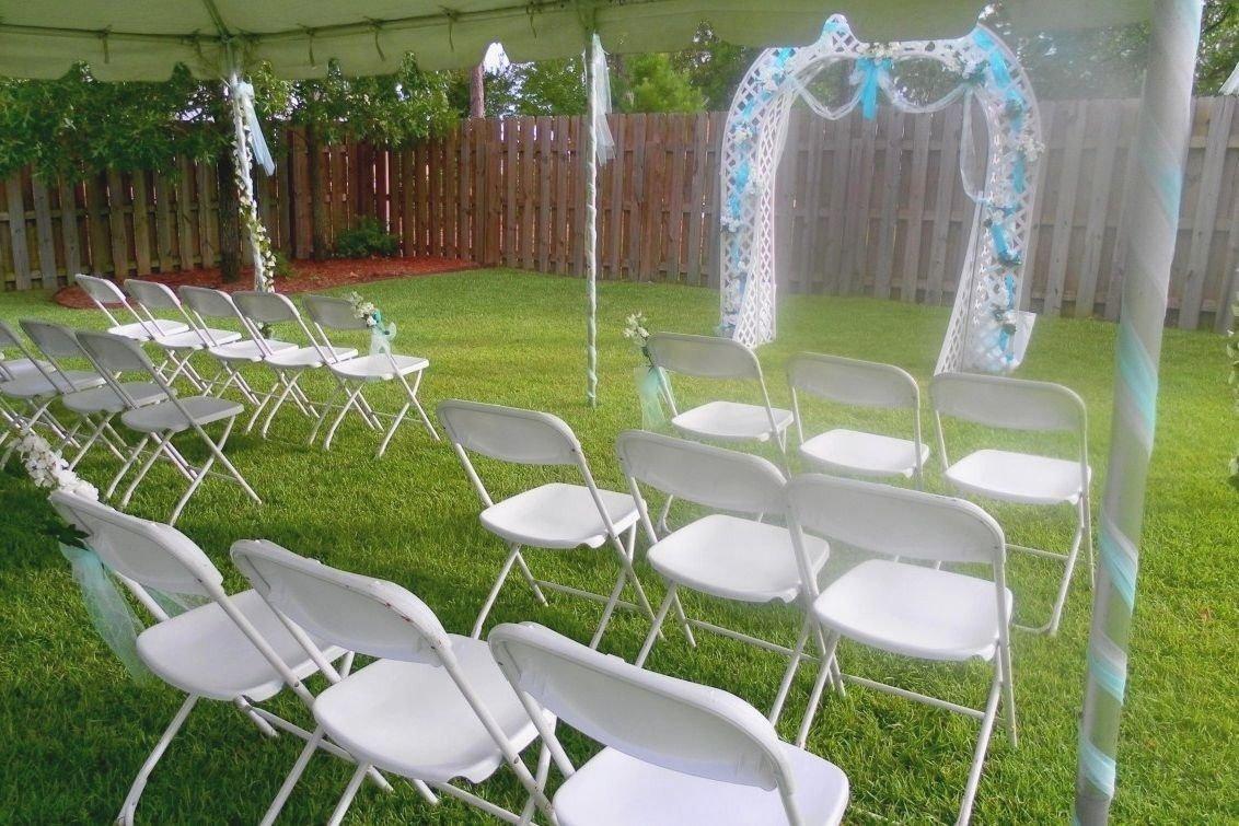 10 Cute Backyard Wedding Ideas For Summer awesome the most elegant summer backyard wedding ideas with regard 2020