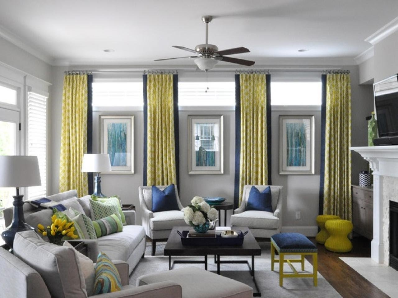 10 Cute Windows Treatment Ideas For Living Room awesome window treatment ideas for living room youtube 1