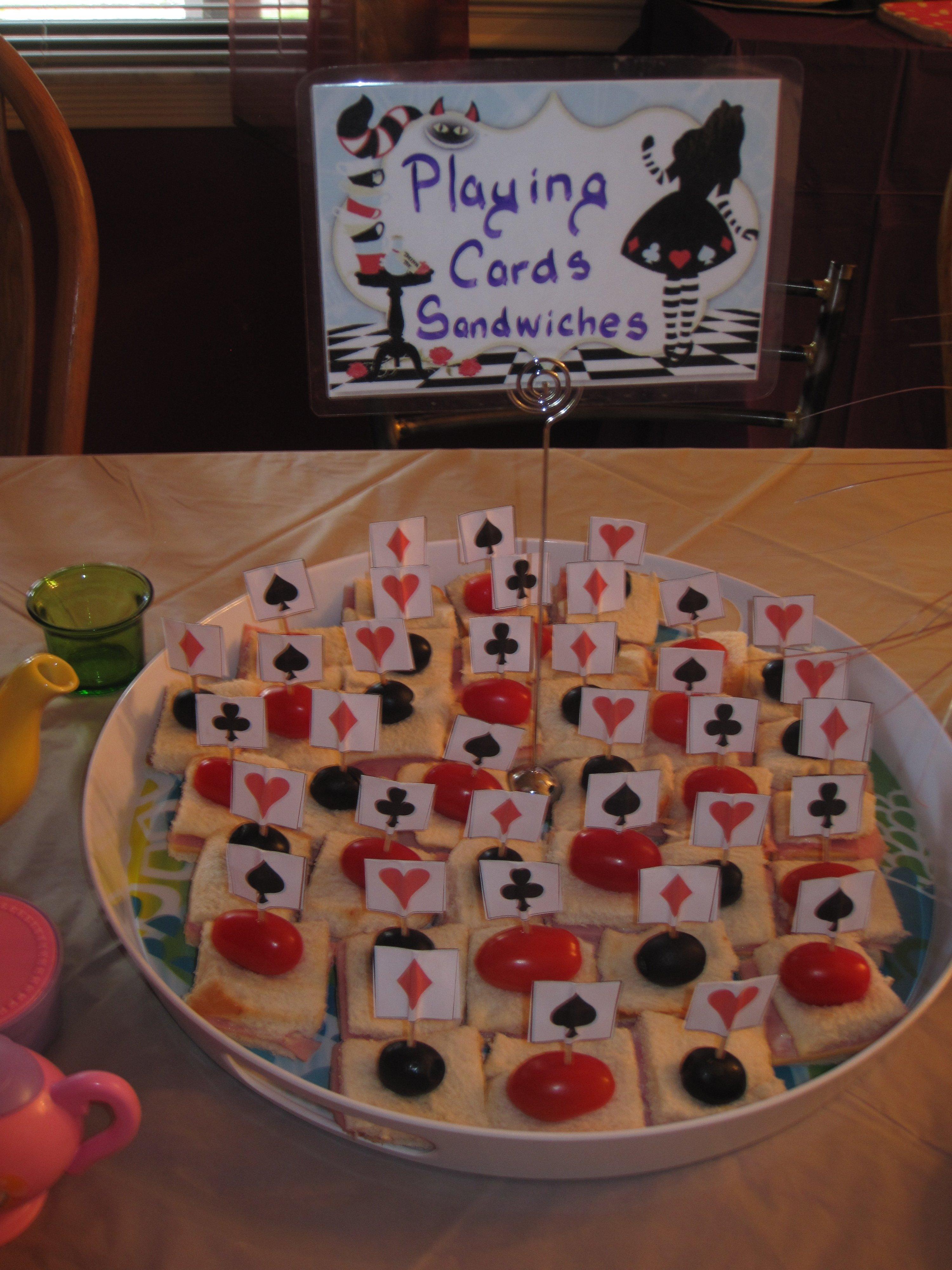 10 Elegant Alice In Wonderland Party Food Ideas azar alice in wonderland mad hatter tea party food alice in 1 2021