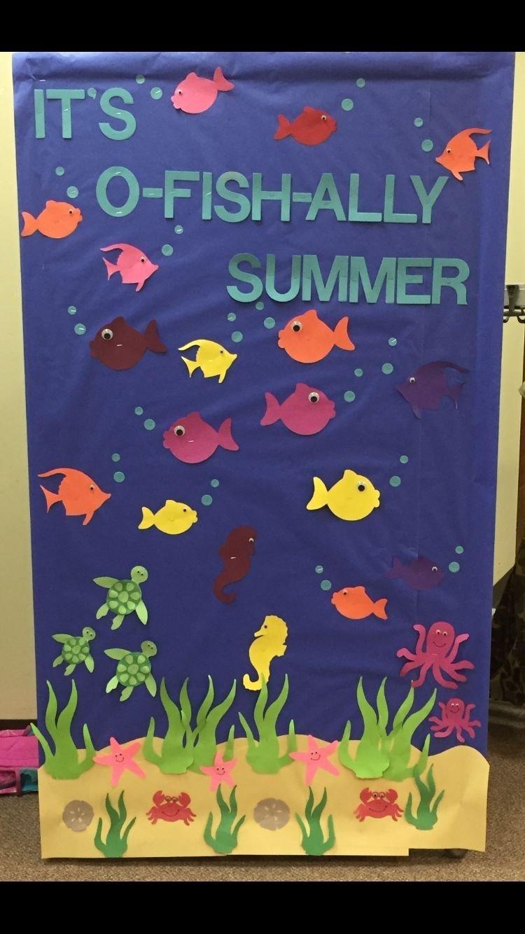 10 Stunning Bulletin Board Ideas For Summer b8b82fb6a80724a749aab5206009b8ec 750x1334 pixels projects to 2021