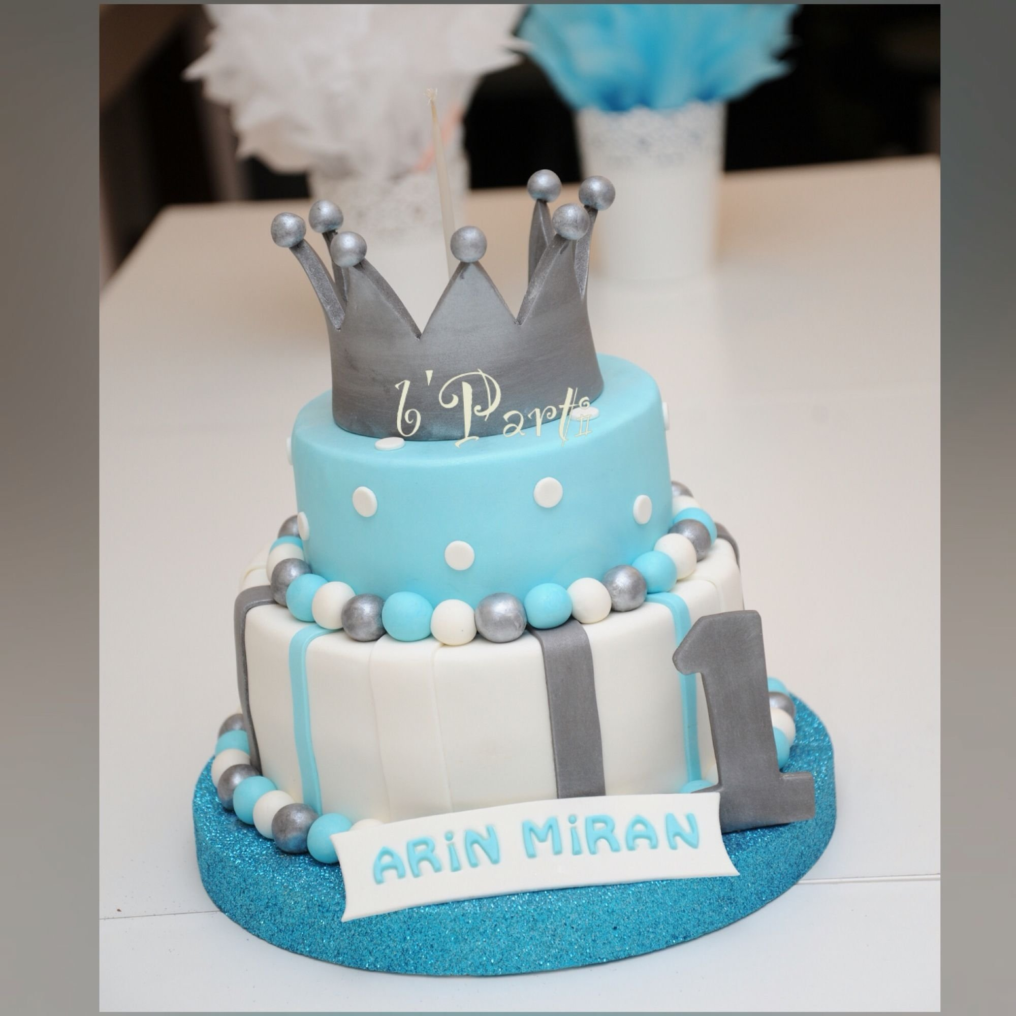 10 Unique First Birthday Cake Ideas Boy baby boy cake first birthday cake regalia cake prince cake 2 2021