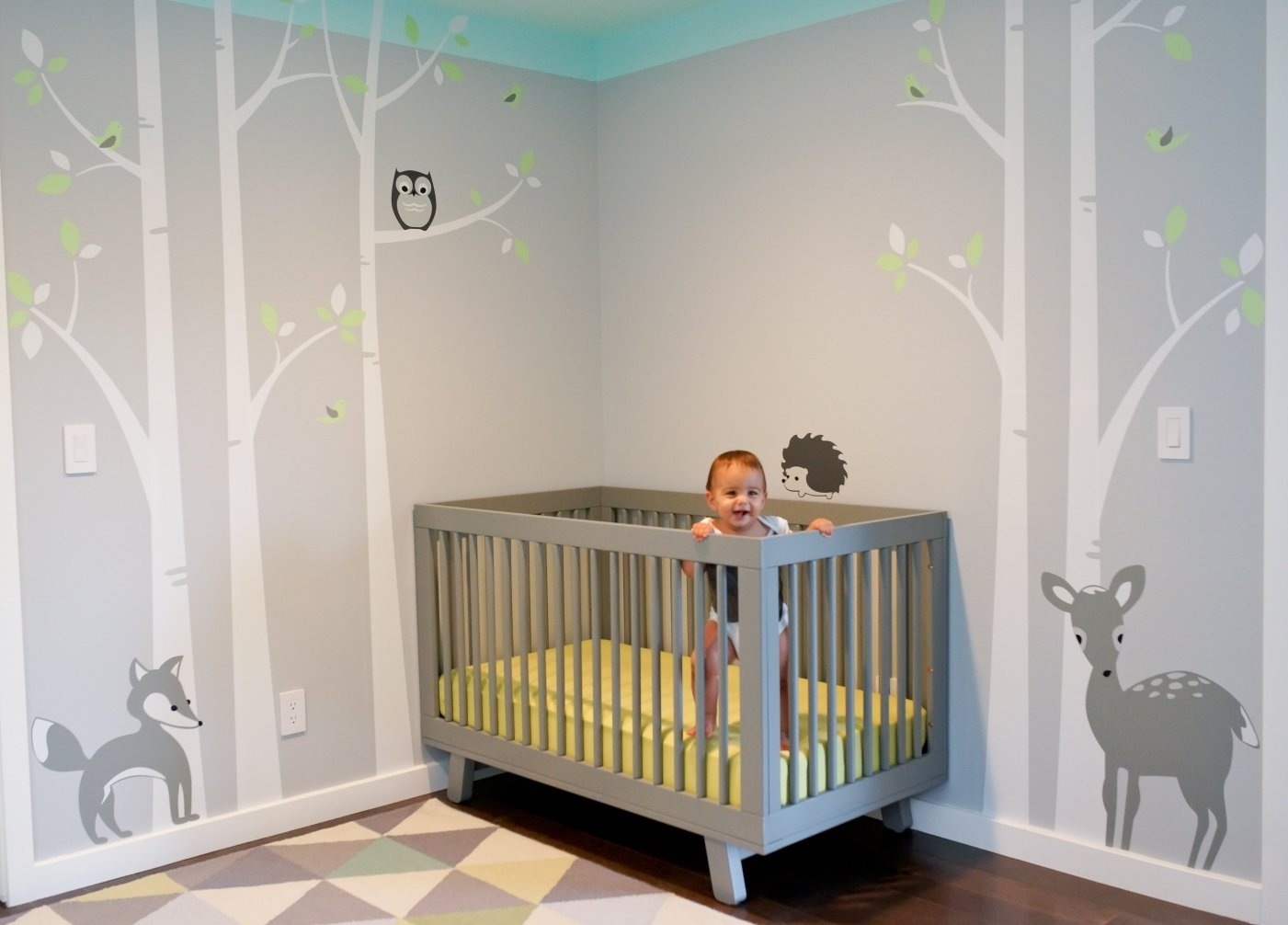 10 Lovely Baby Boy Room Decorating Ideas baby boy room decoration pictures home decorating ideas 2020