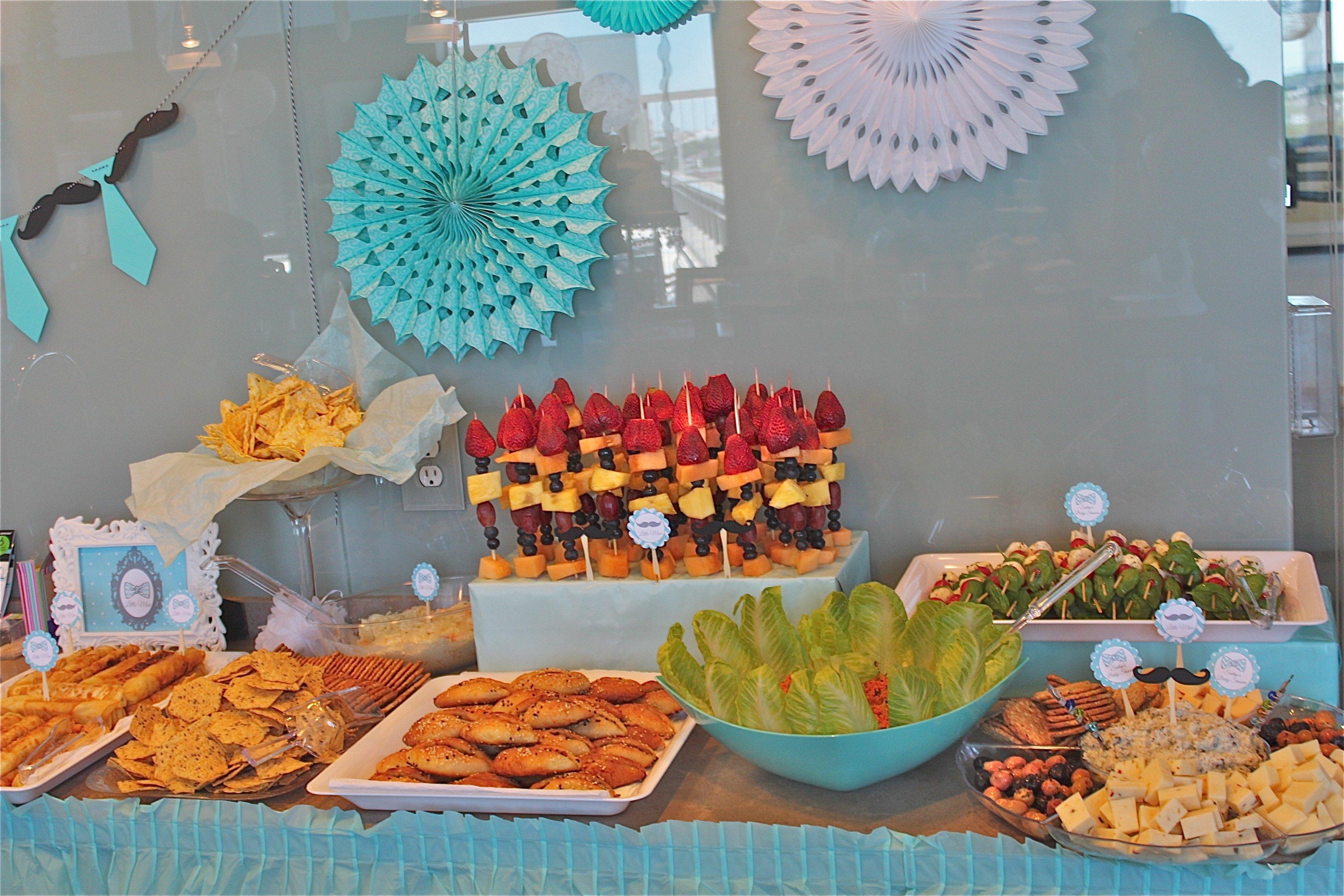 10 cute creative bridal shower food ideas baby boy shower food ideas omega center ideas for