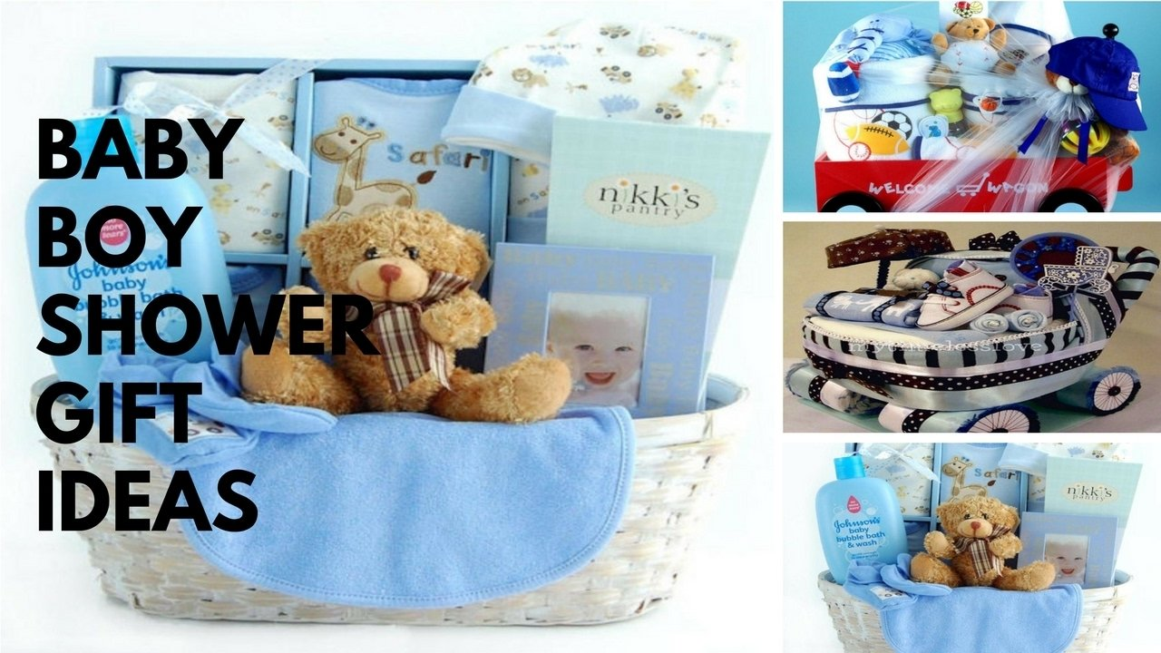 10 stylish baby shower gift ideas for boys