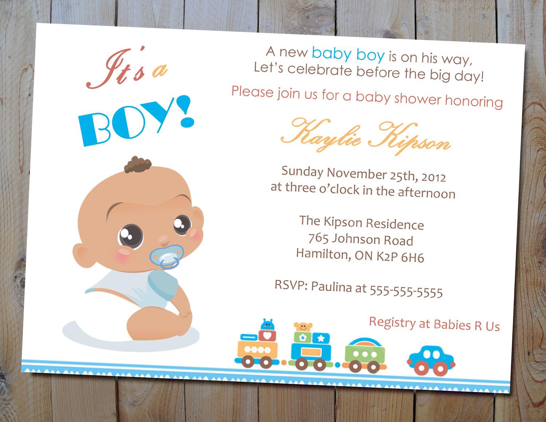 10 Trendy Baby Boy Shower Invitation Ideas baby boy shower invitation wording ideas omega center ideas 1