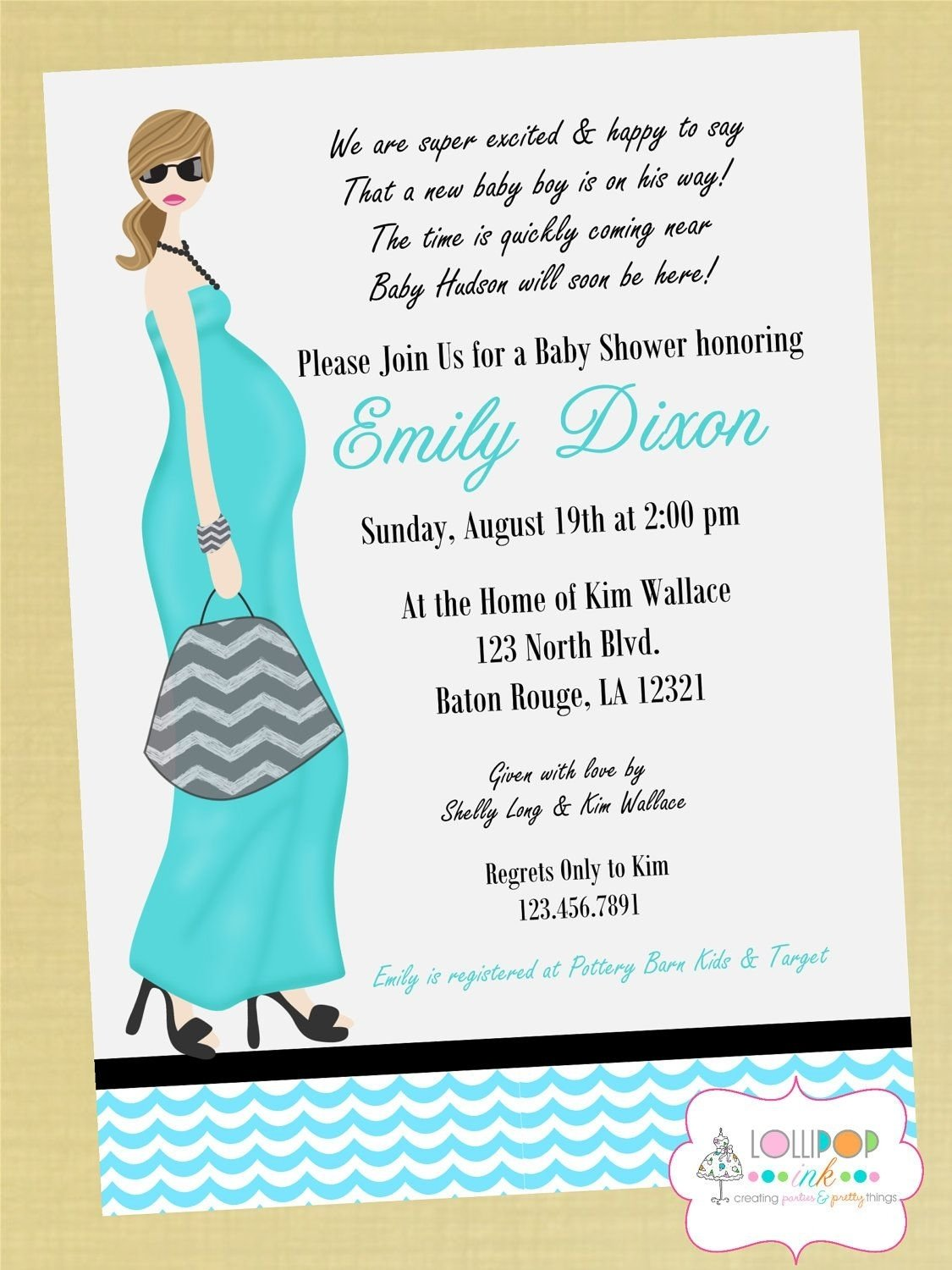 baby boy shower quotes for invitations | baby-shower-invitation