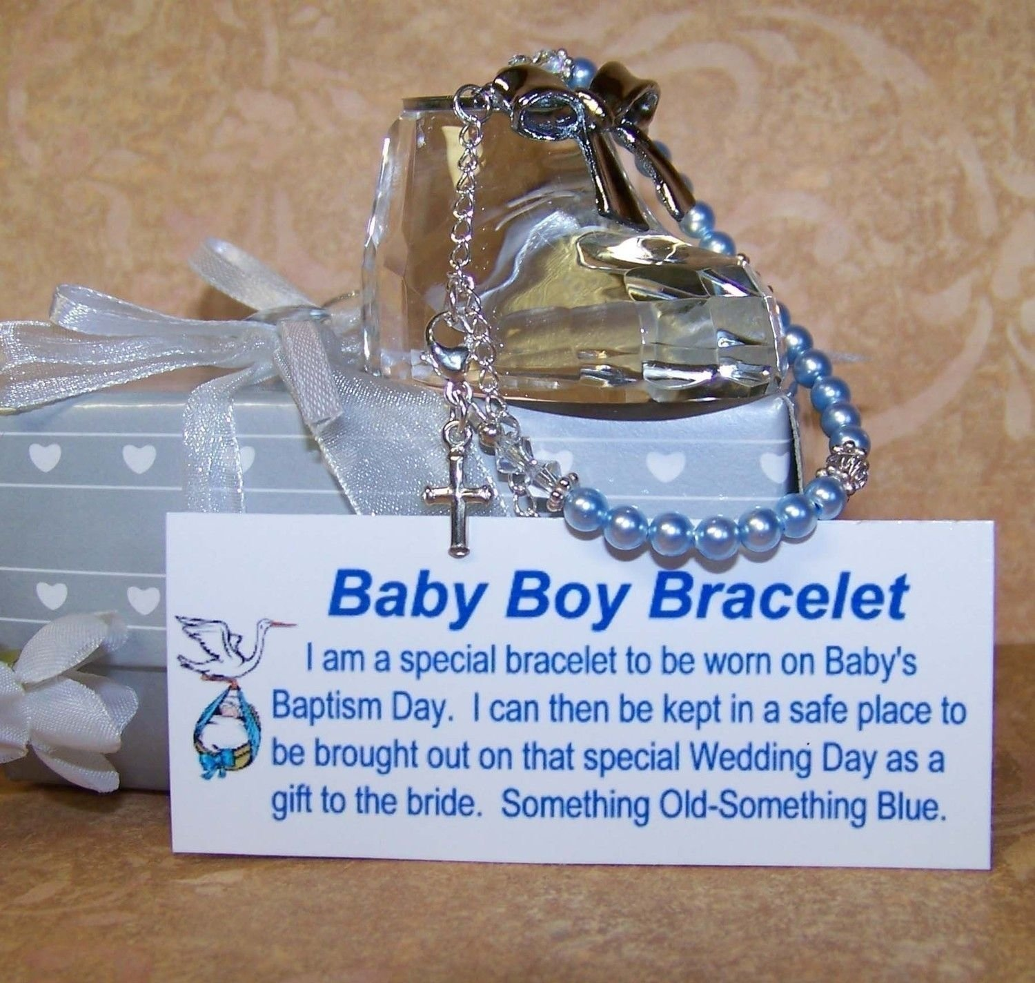 10 Elegant Baby Boy Baptism Gift Ideas baby girl baptism bracelet baby to bride with attached extender 2020