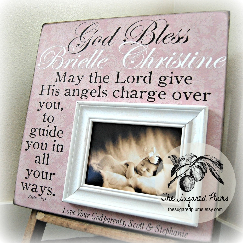 10 Fashionable Gift Ideas For Godparents At Baptism baby girl baptism goddaughter godchild christening gift 16x16 1 2021