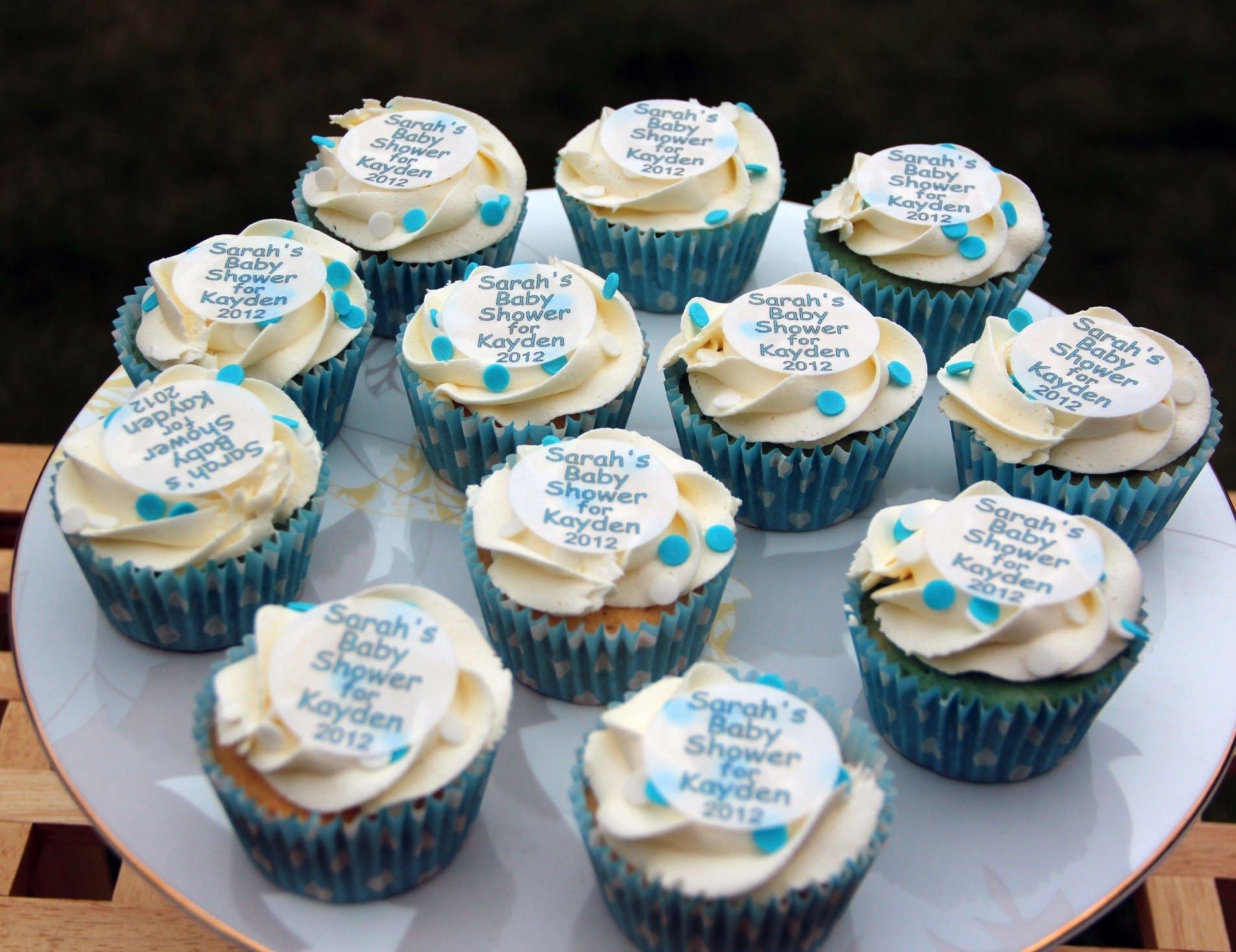10 Lovely Cupcake Ideas For Baby Shower baby girl cupcakes shower ideas cupcake martha stewart neutral for 2021