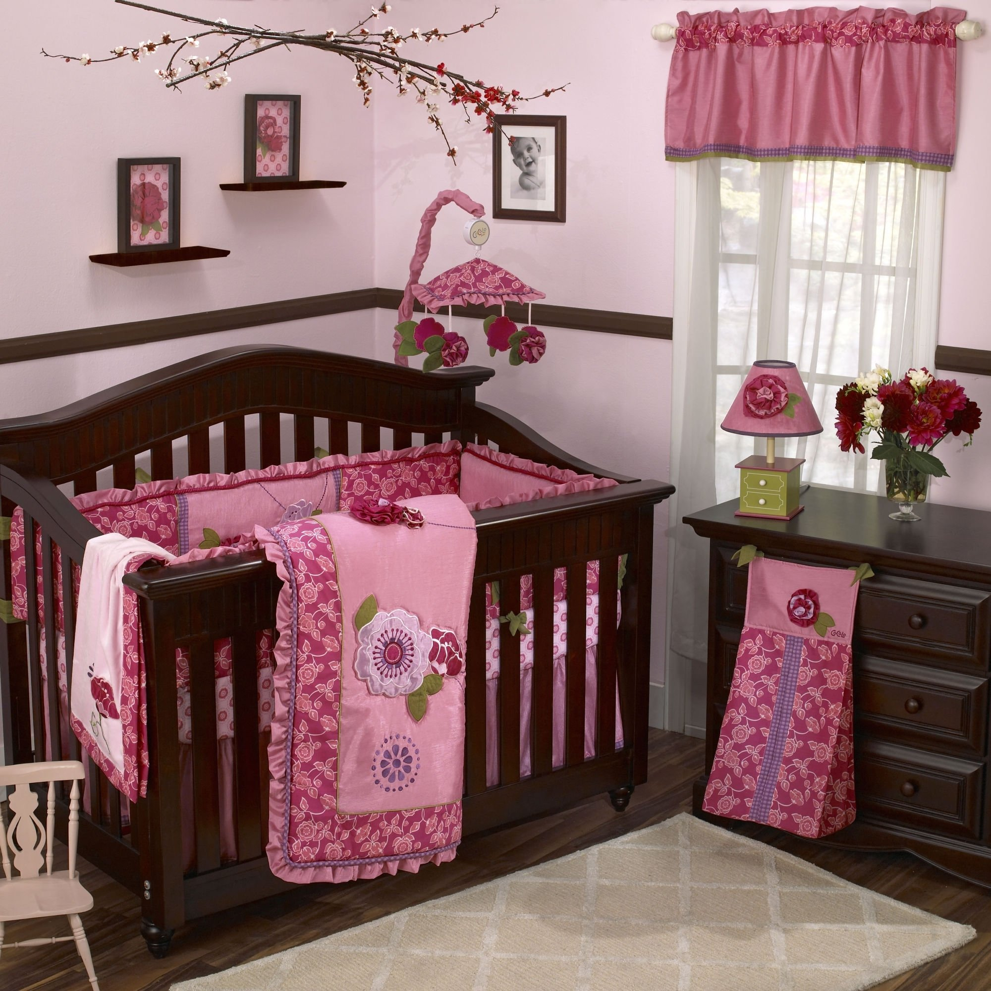 10 Nice Baby Room Ideas For Girls baby girl decorating room ideas interior4you 2021