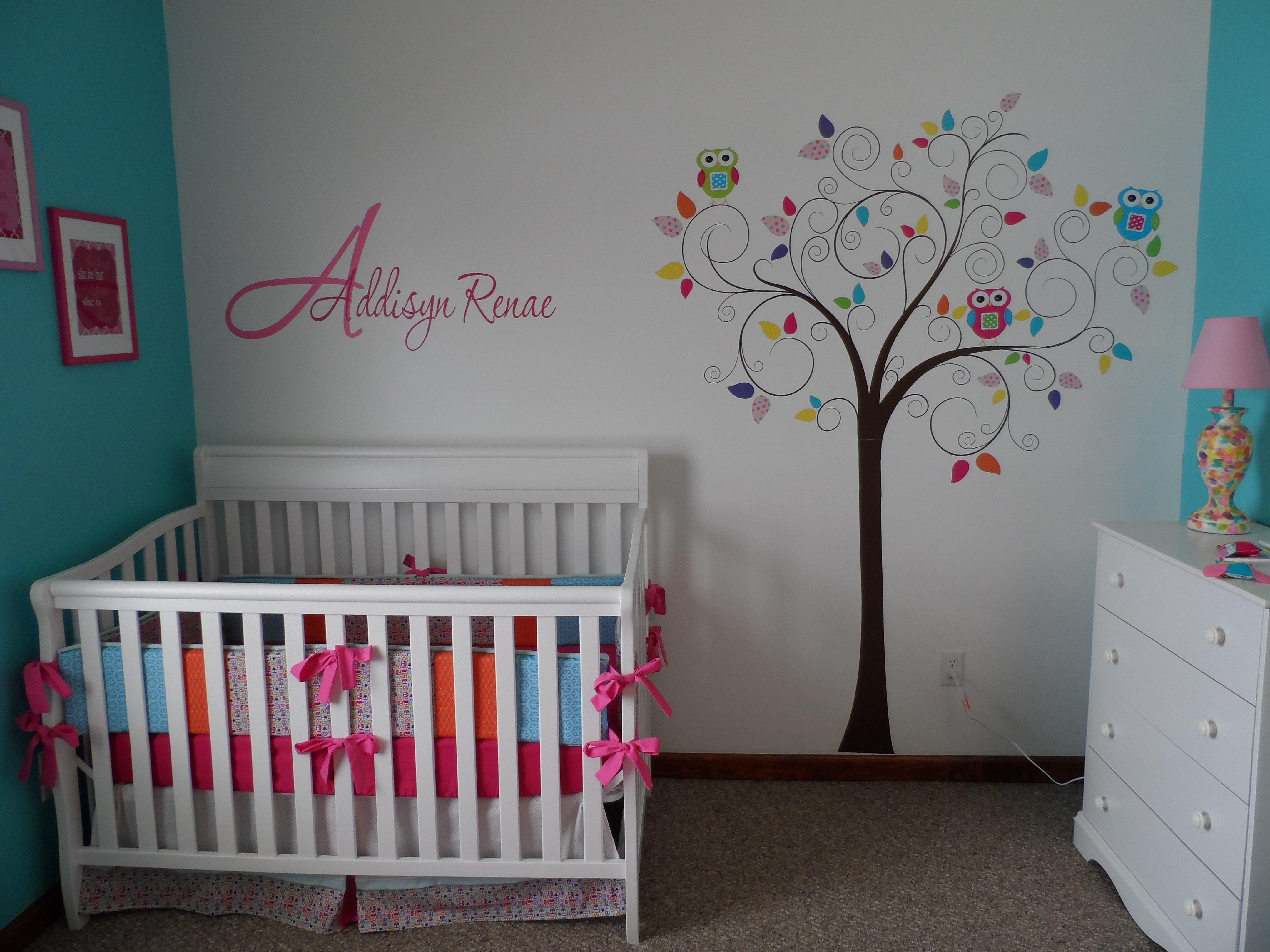 10 Fabulous Baby Girl Themed Nursery Ideas baby girl owl themed nursery aryan pinterest dma homes 56726 2021