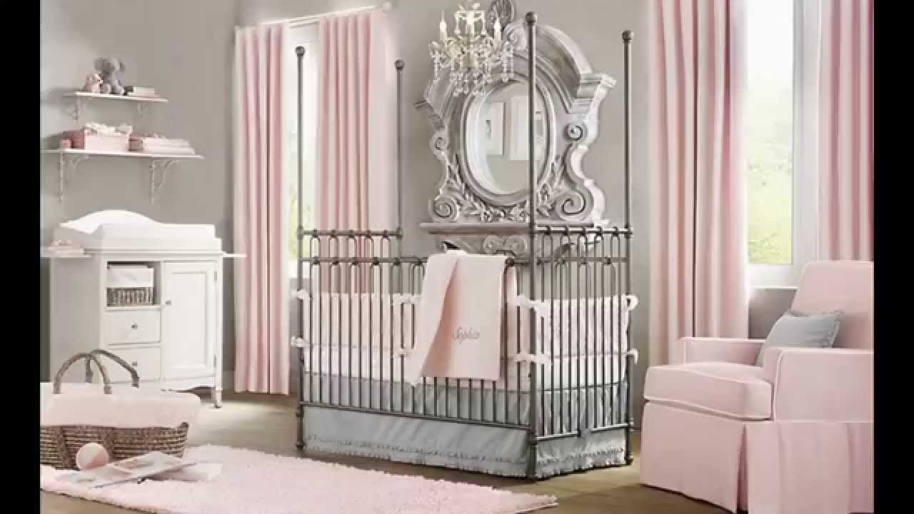 10 Most Recommended Ideas For Baby Girl Room baby girl room ideas youtube 2020