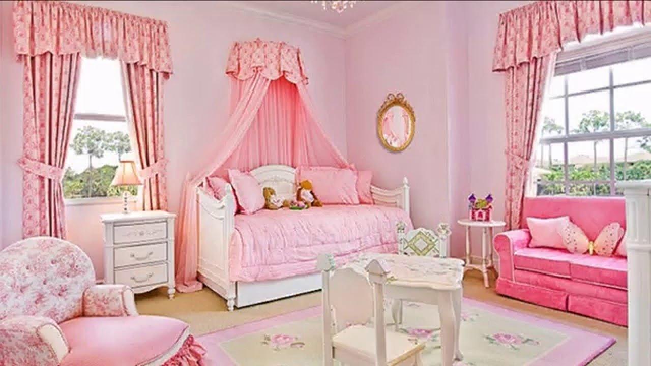 10 Wonderful Baby Girl Nursery Decorating Ideas baby girls bedroom decorating ideas youtube 1 2020