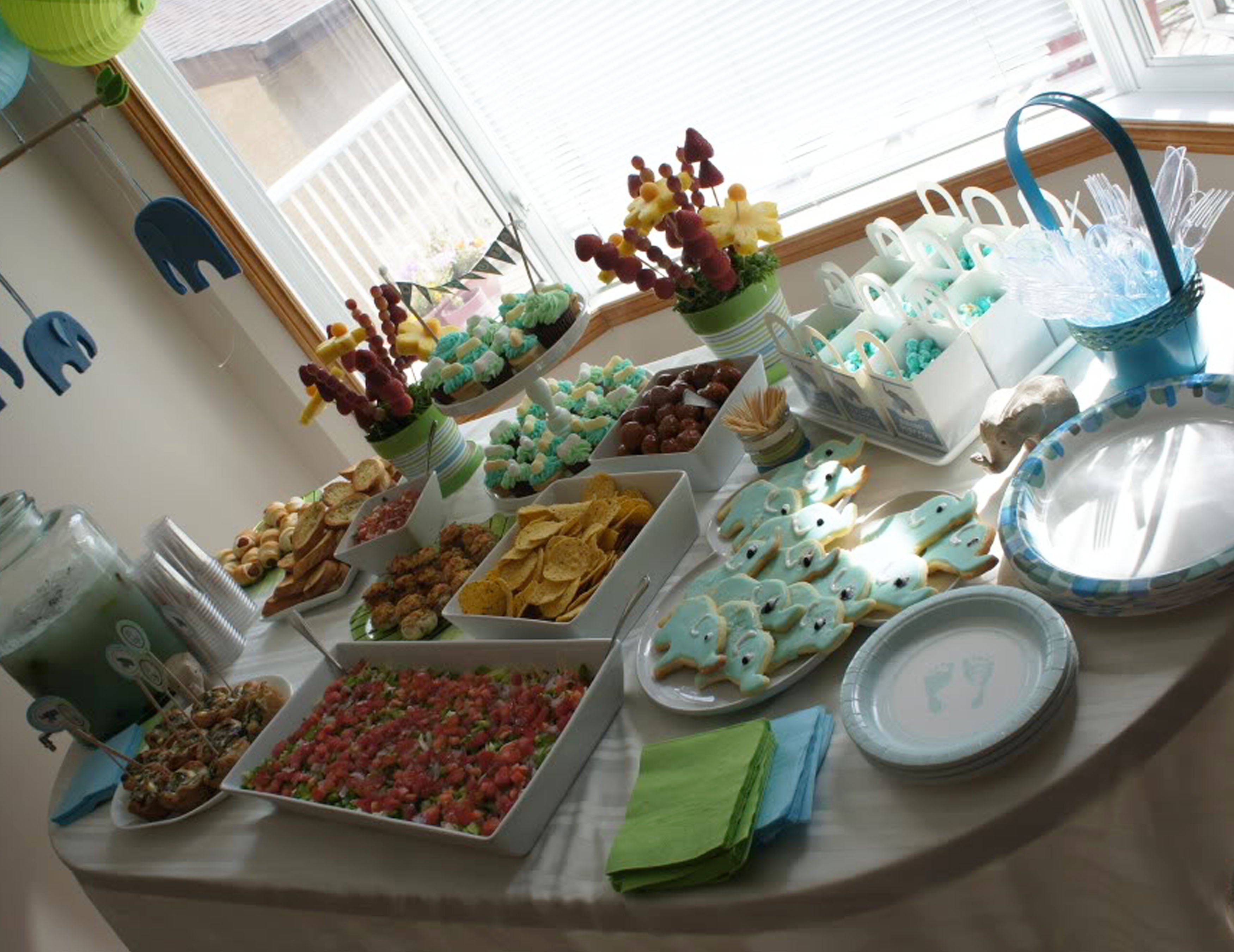 10 Perfect Baby Shower Food Ideas Pinterest baby hippo baby shower theme finger food baby shower foods ideas 2021
