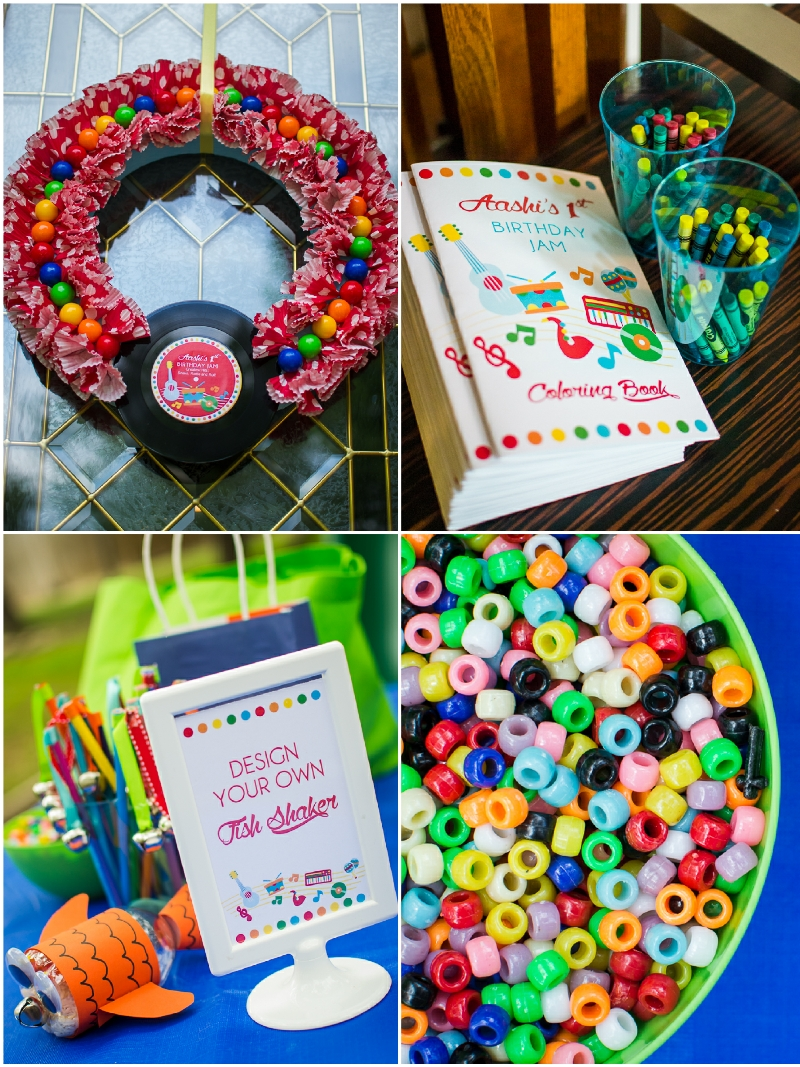 10 Wonderful 1St Birthday Party Game Ideas baby jam music inspired 1st birthday party party activities party 2020