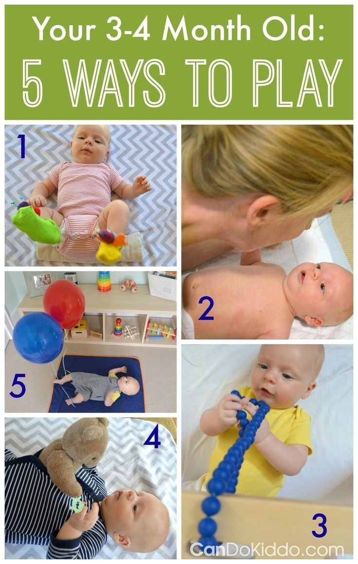 10 Attractive 4 Month Old Baby Picture Ideas baby milestones play ideas for 3 4 month olds 2020