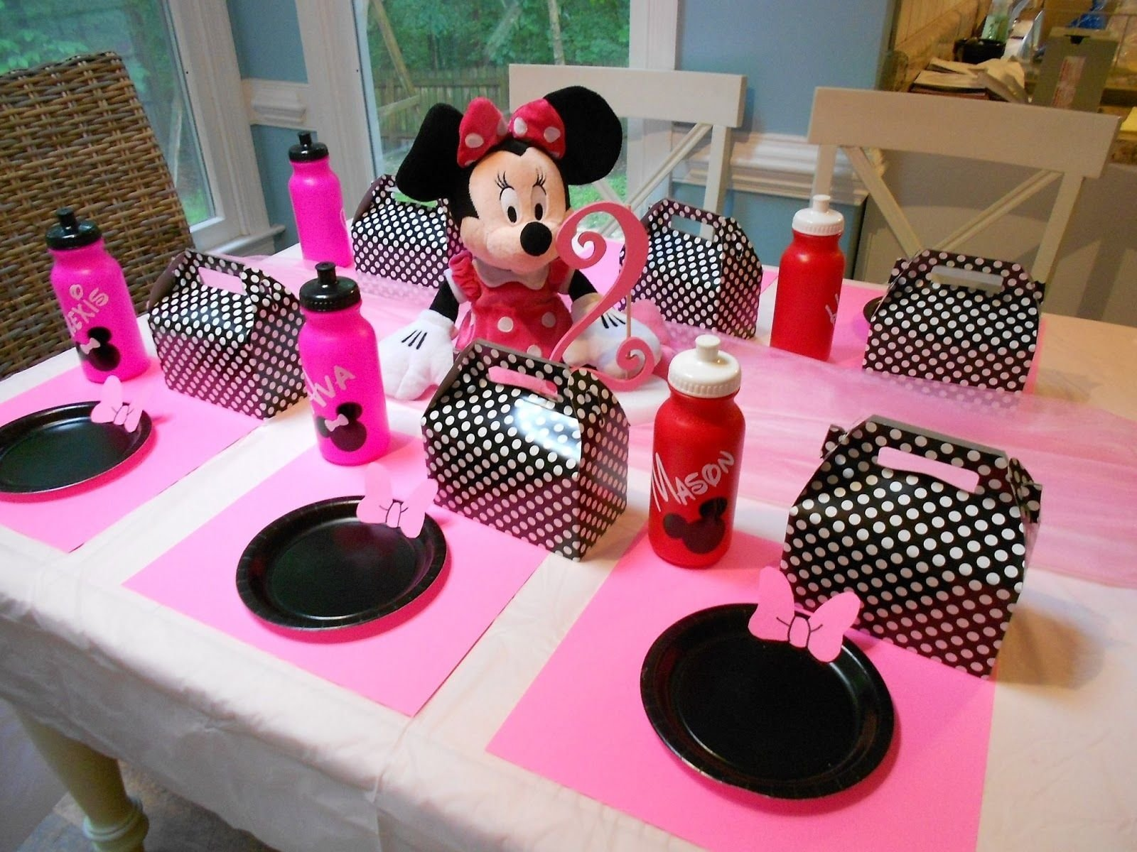 10 Unique Minnie Mouse Birthday Decoration Ideas baby minnie mouse decoration ideas party ideas pinterest 2020