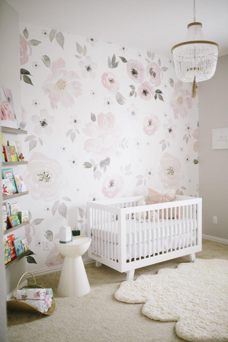 10 Stunning Pinterest Baby Girl Nursery Ideas baby nursery amazing baby girl modern nursery ideas modern nursery 2021
