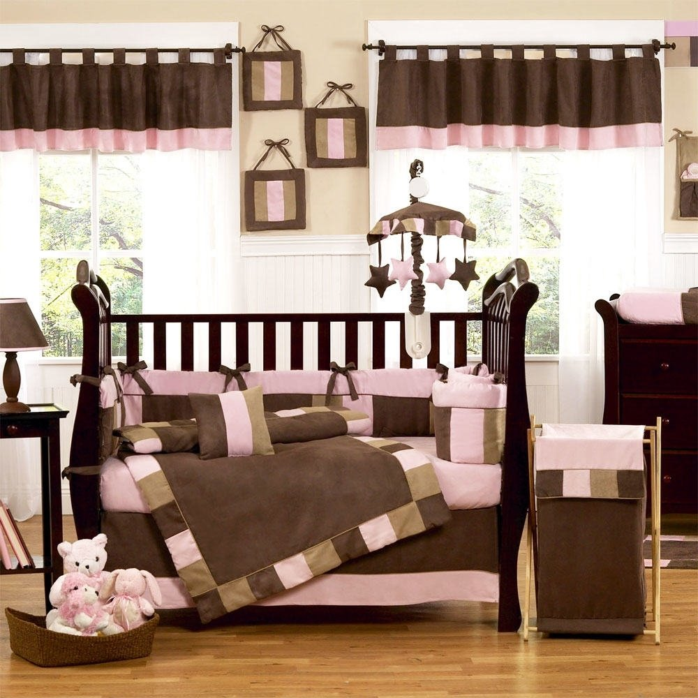 10 Lovely Pink And Brown Nursery Ideas baby nursery amazing pink and brown baby nursery ideas baby and 2020