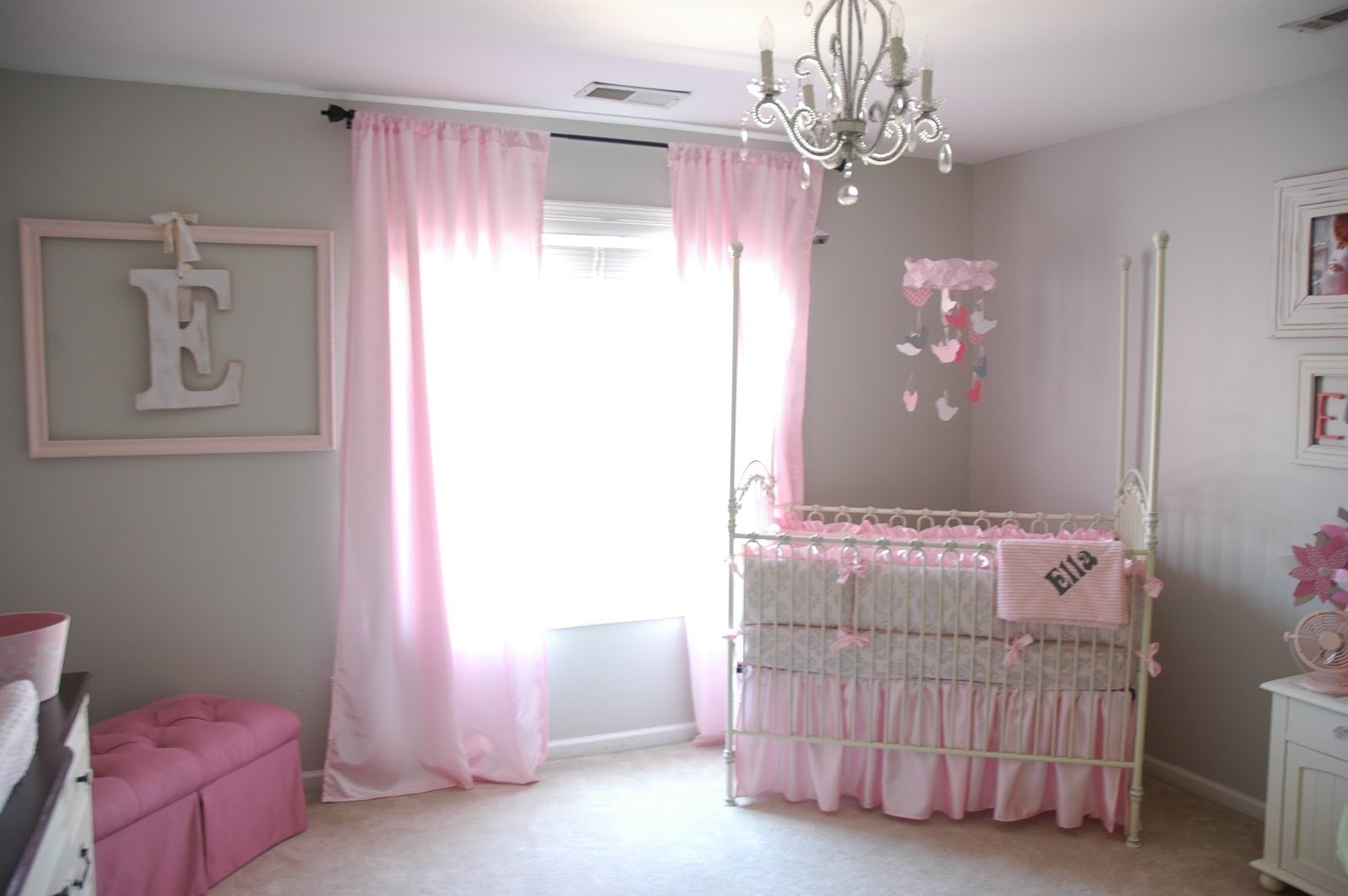 10 Spectacular Cute Baby Girl Picture Ideas baby nursery cute baby girl nursery ideas nursery theme ideas for 2021