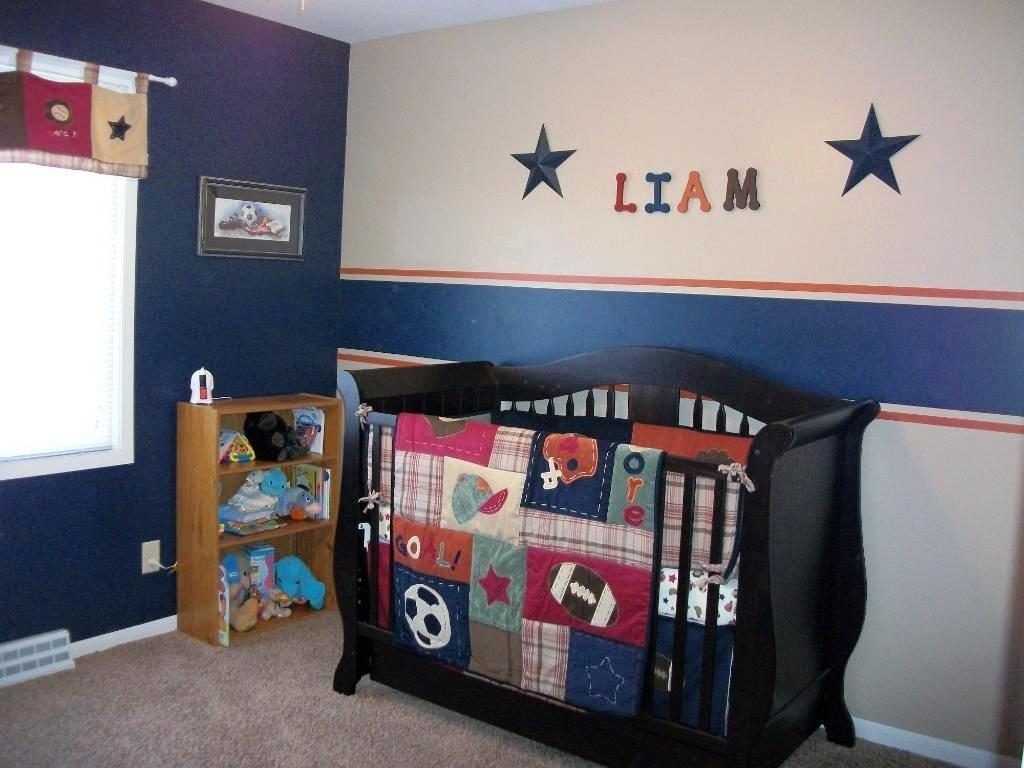 baby nursery decor: best baby boy sports nursery ideas, sports baby