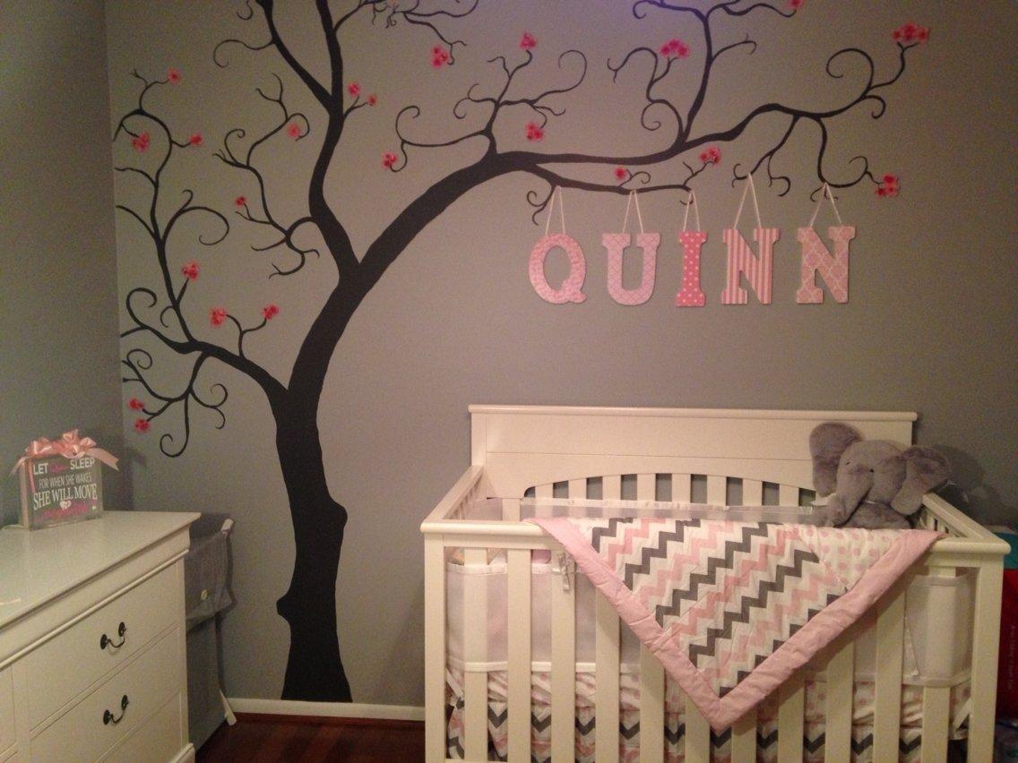 10 Ideal Baby Room Ideas For Girl baby nursery ideas baby girl nursery decor ideas excelent cute 2020
