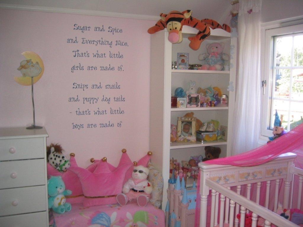 10 Fabulous Baby Girl Themed Nursery Ideas baby nursery ideas baby girl nursery theme ideas1 ideas smart all 2021