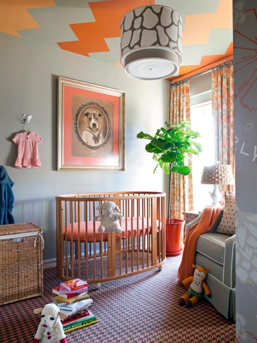 10 Gorgeous Nursery Ideas For Small Rooms %name 2020
