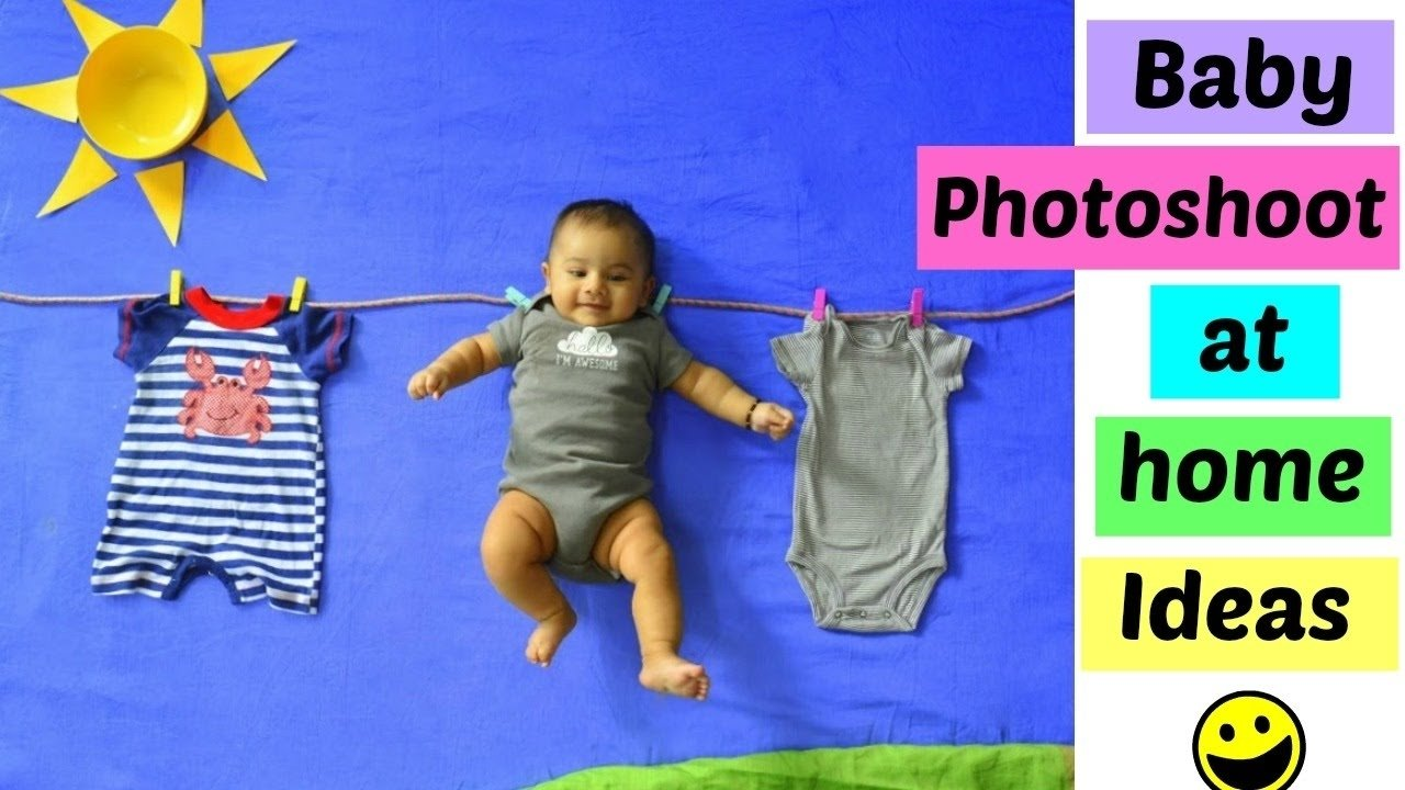 10 Elegant 3 Month Baby Photo Shoot Ideas baby photoshoot at home ideas you will love this youtube 1 2021