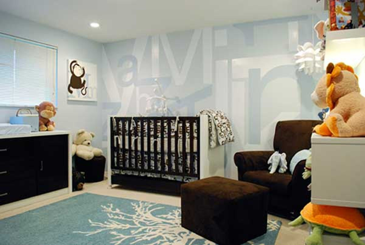 10 Lovely Baby Boy Room Decorating Ideas baby room decorating ideas interior4you 2020