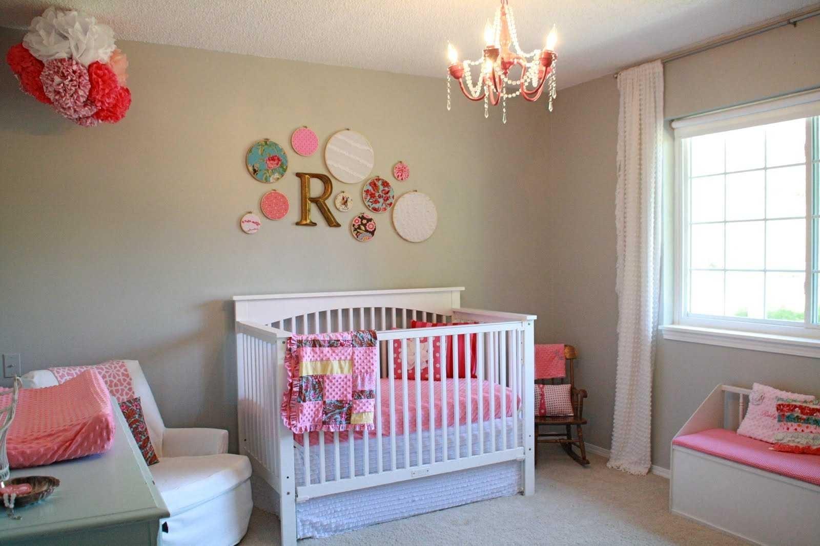 10 Spectacular Baby Girl Room Theme Ideas %name