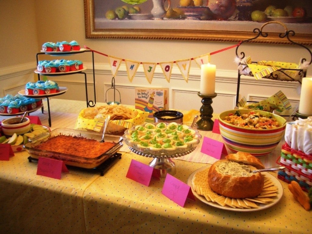 10 Best Appetizer Ideas For Baby Shower