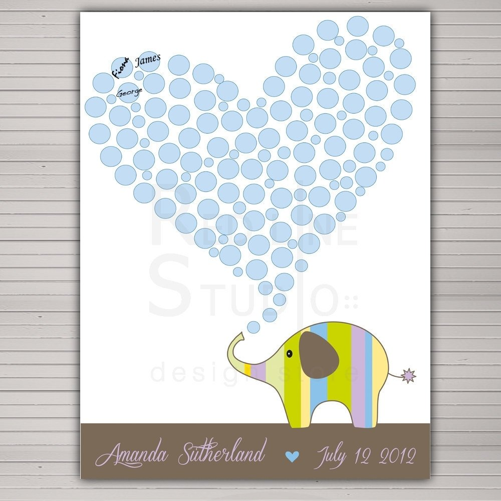 10 Awesome Baby Shower Guest Book Ideas baby shower baby shower guest book printable baby shower 2020