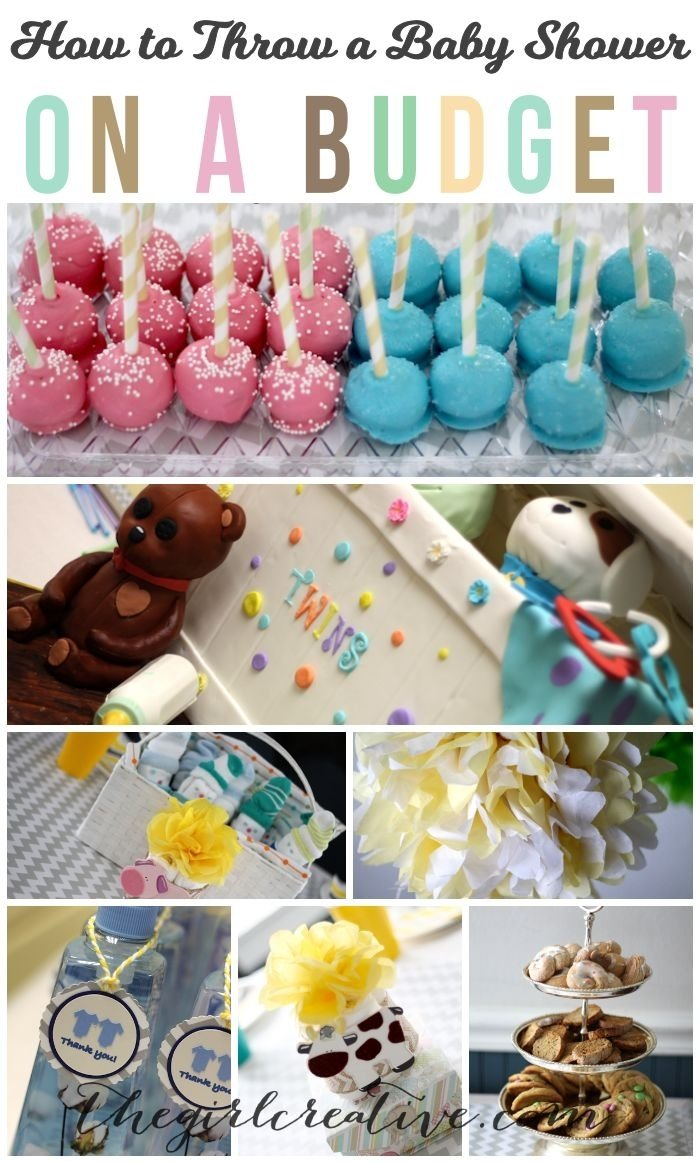10 Lovely Baby Shower On A Budget Ideas baby shower budget wedding
