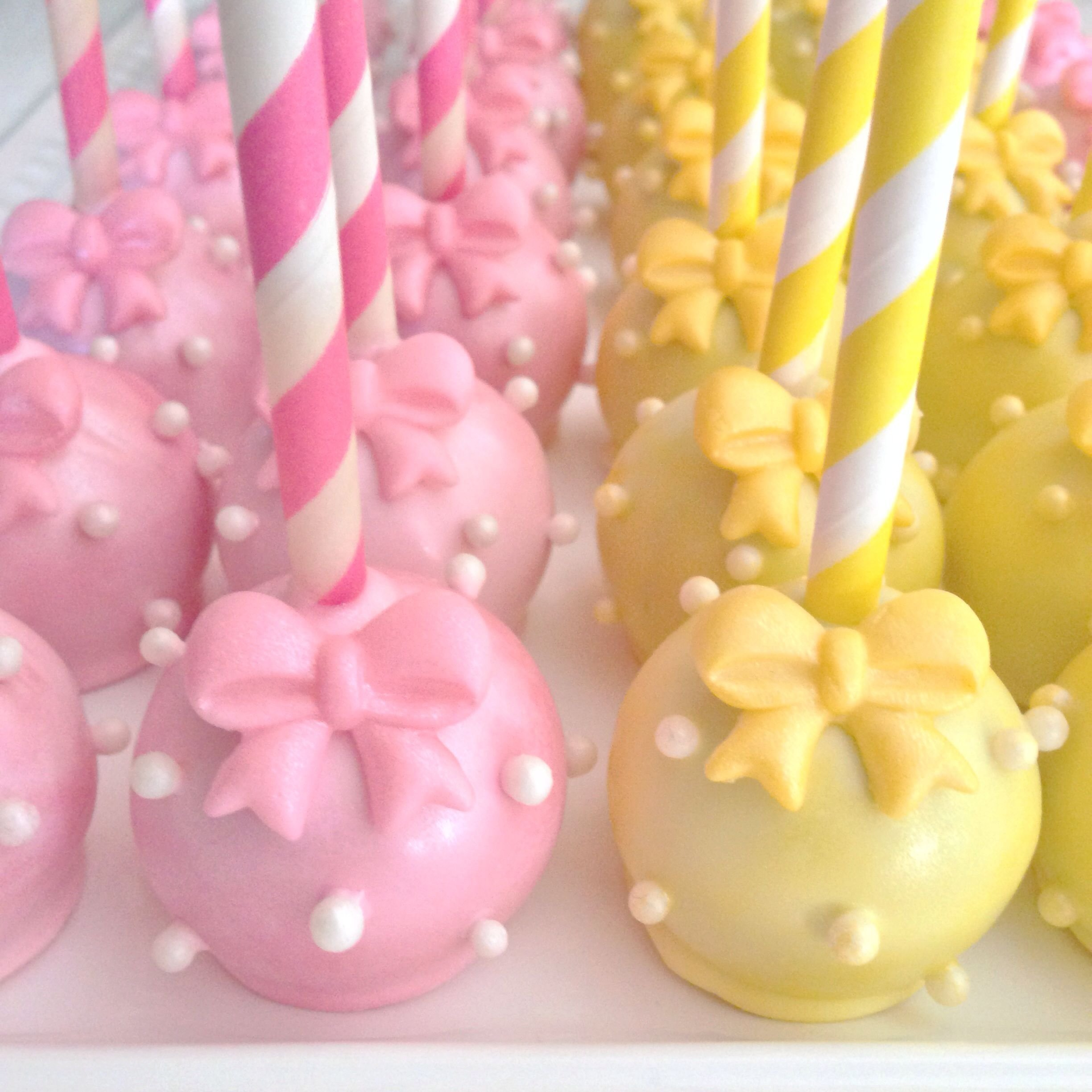 10 Nice Cake Pop Ideas For Baby Shower baby shower cake pops my creations pinterest gateau 2020