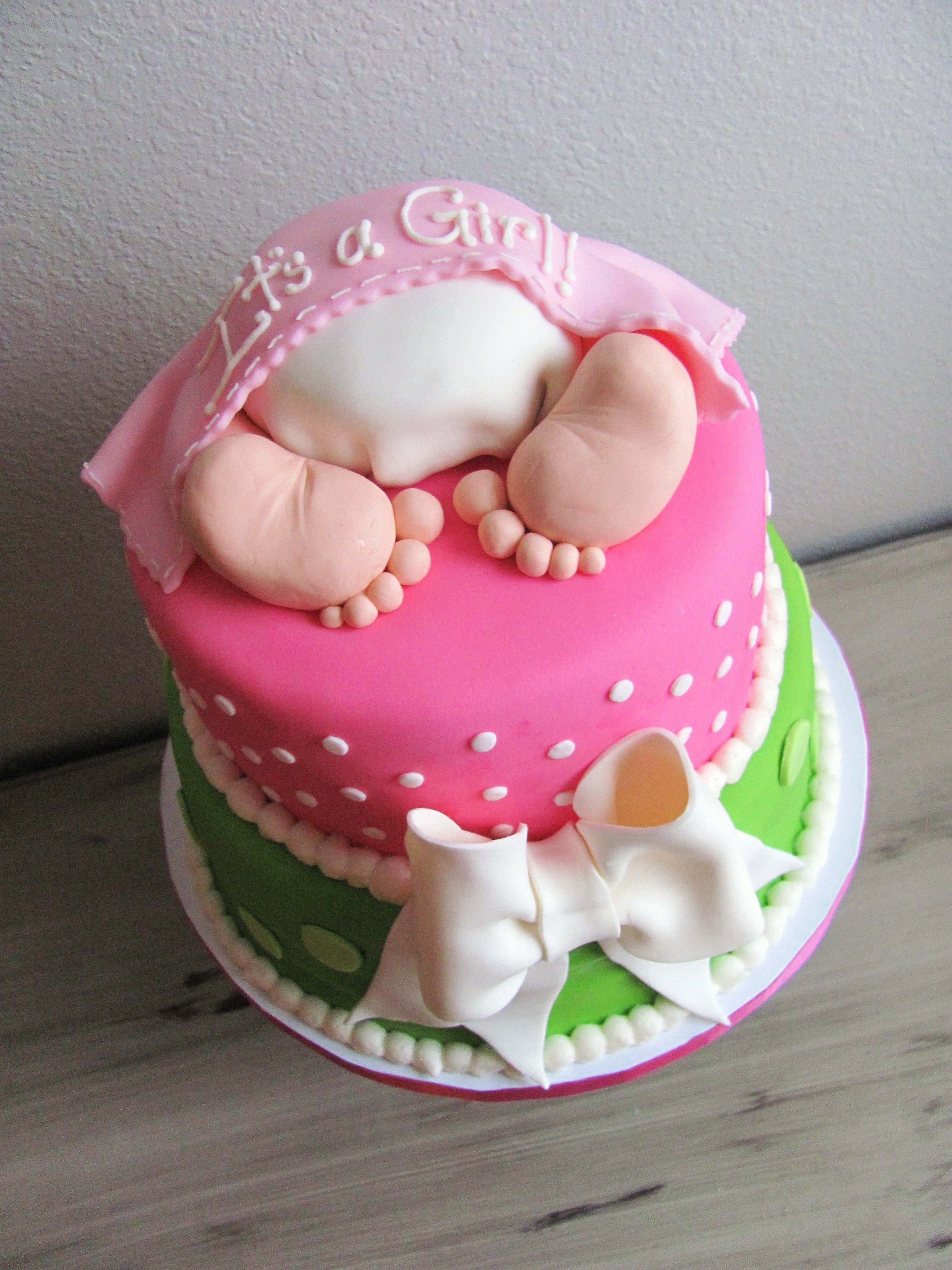 10 Beautiful Girl Baby Shower Cake Ideas baby shower cakes for girlpartybabyshower partybabyshower ideas 3