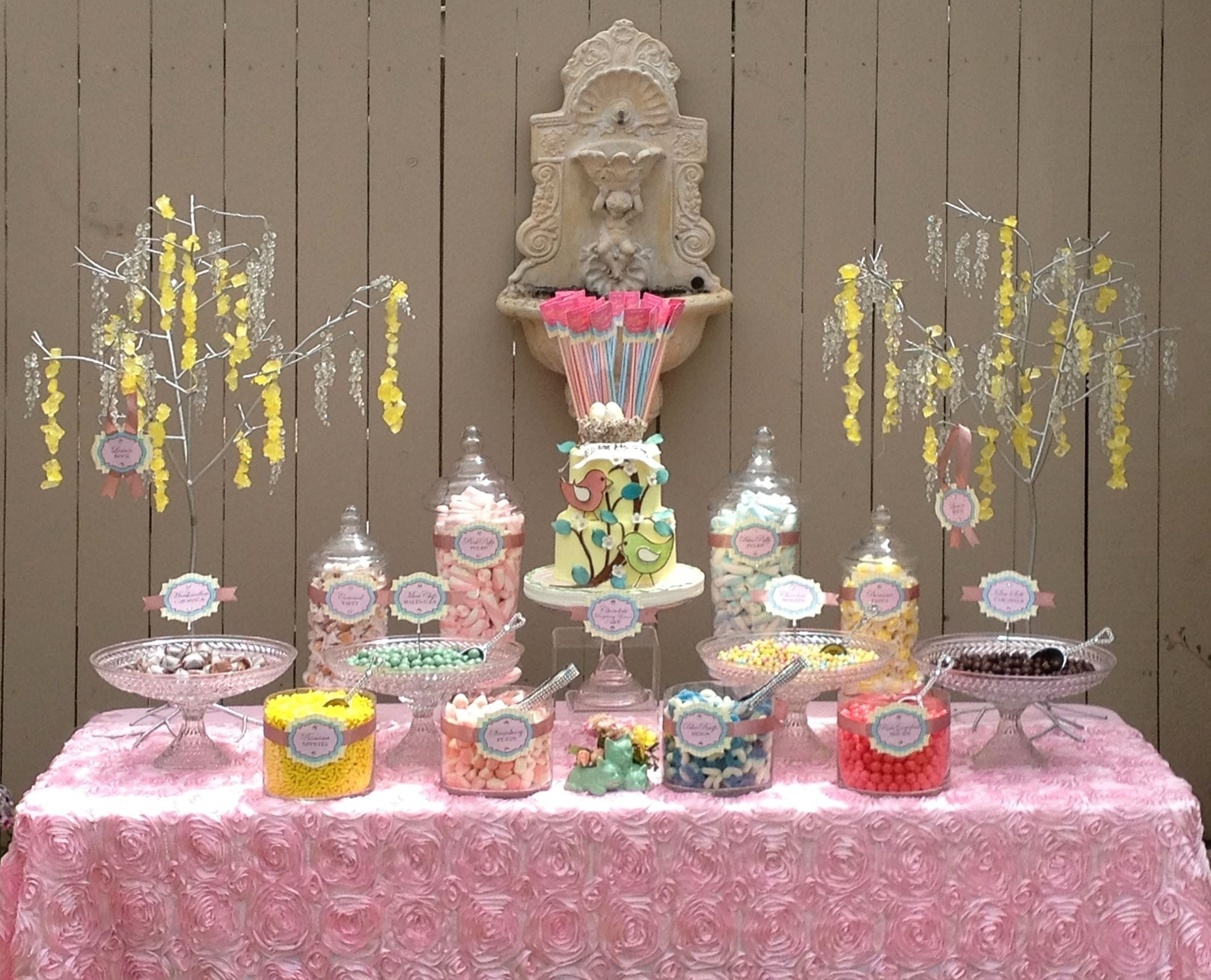 10 Elegant Baby Shower Candy Bar Ideas baby shower candy buffet ideas exceptional 1602753 orig boy table