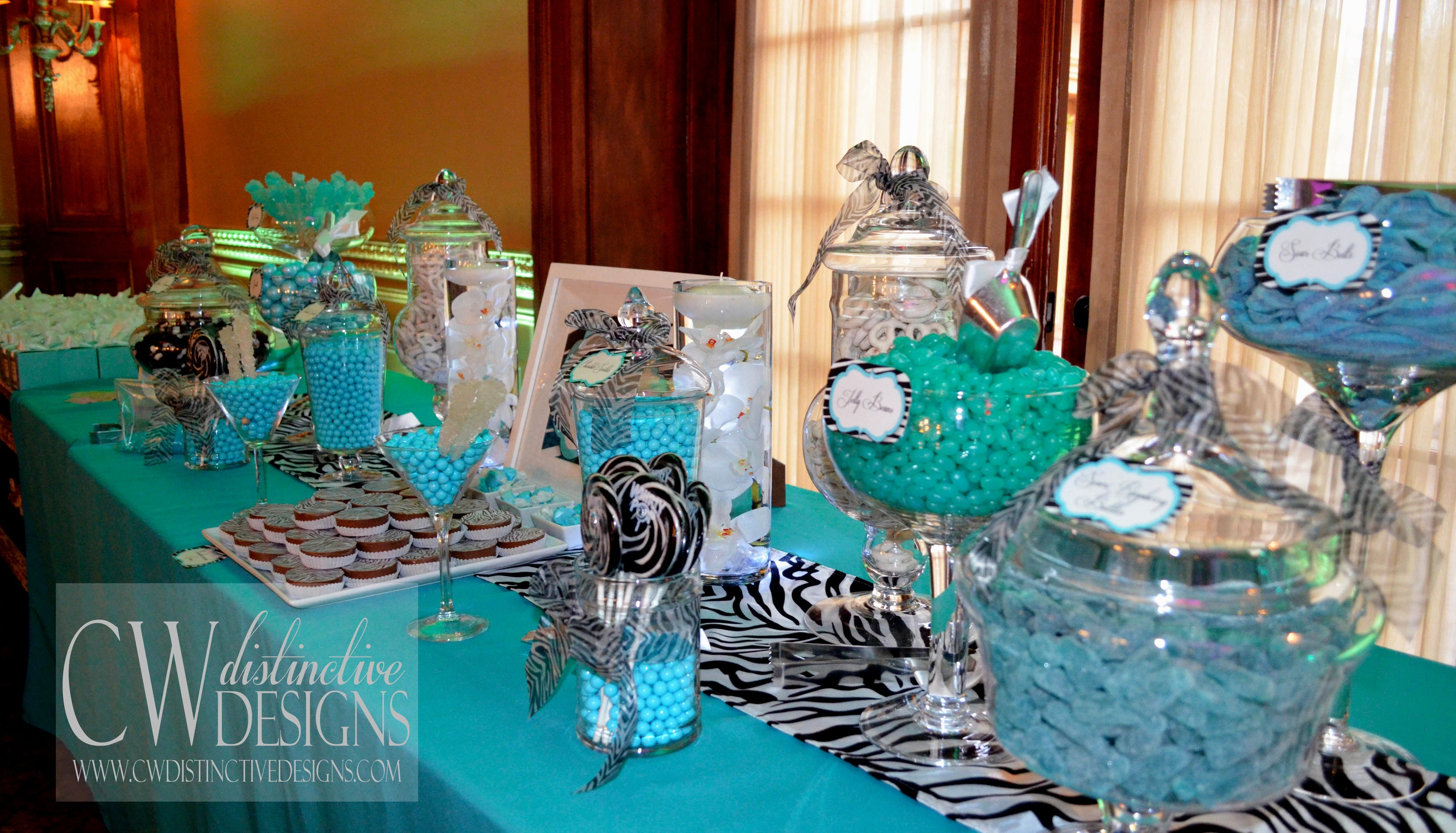 10 Pretty Candy Table Ideas For Baby Shower baby shower candy table ideas archives decorating of y trends plus