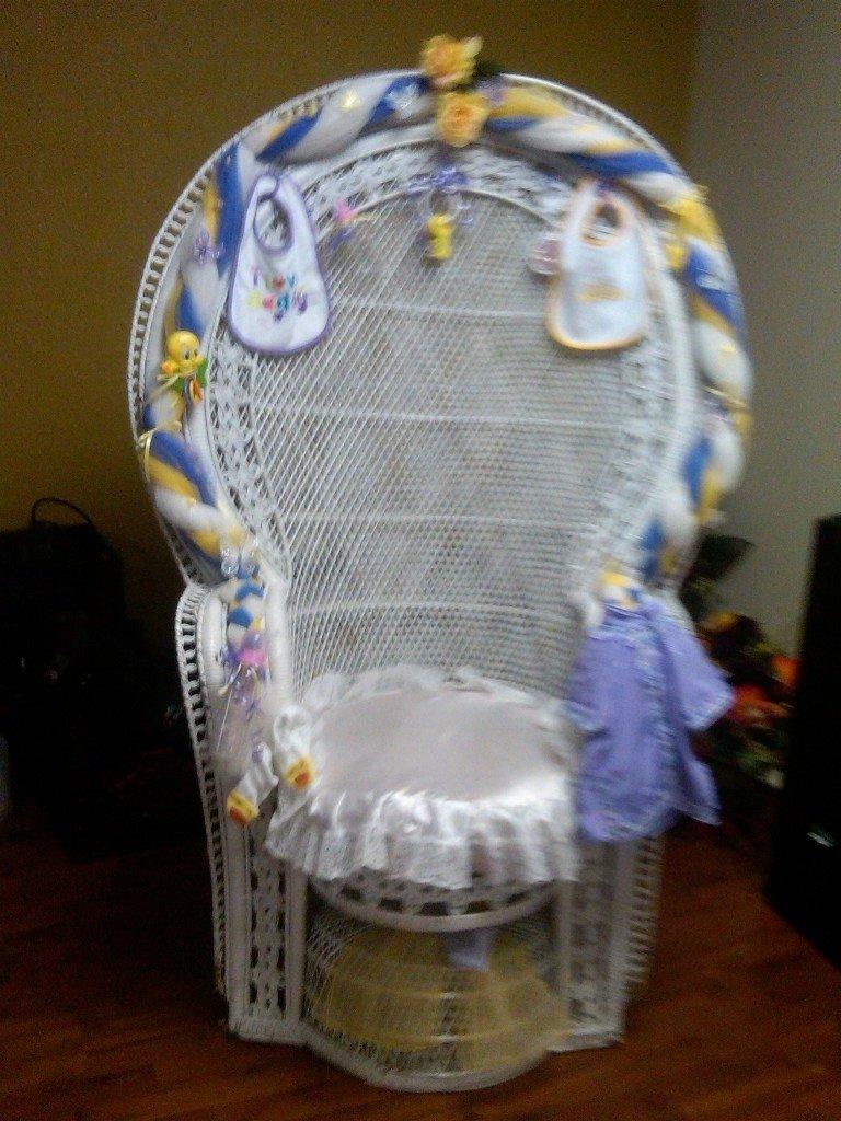 10 Fantastic Baby Shower Chair Decoration Ideas baby shower chair decorations baby showers ideas 2021