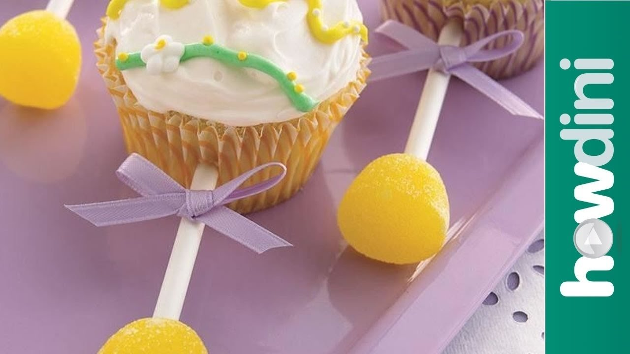 10 Lovely Cupcake Ideas For Baby Shower baby shower cupcake decorating ideas baby cupcake rattles youtube 2 2021