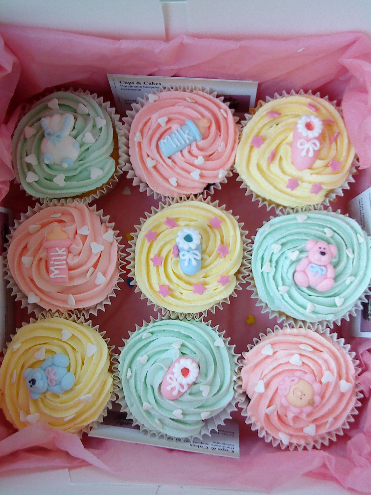 10 Famous Baby Shower Cupcake Decorating Ideas baby shower cupcake decorating ideas omega center ideas for baby 1 2021