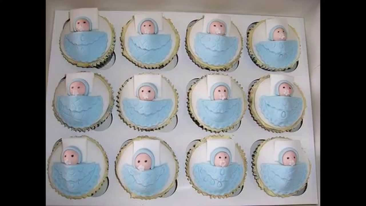 10 Famous Baby Shower Cupcake Decorating Ideas baby shower cupcake decorations ideas home art design decorations 1 2021