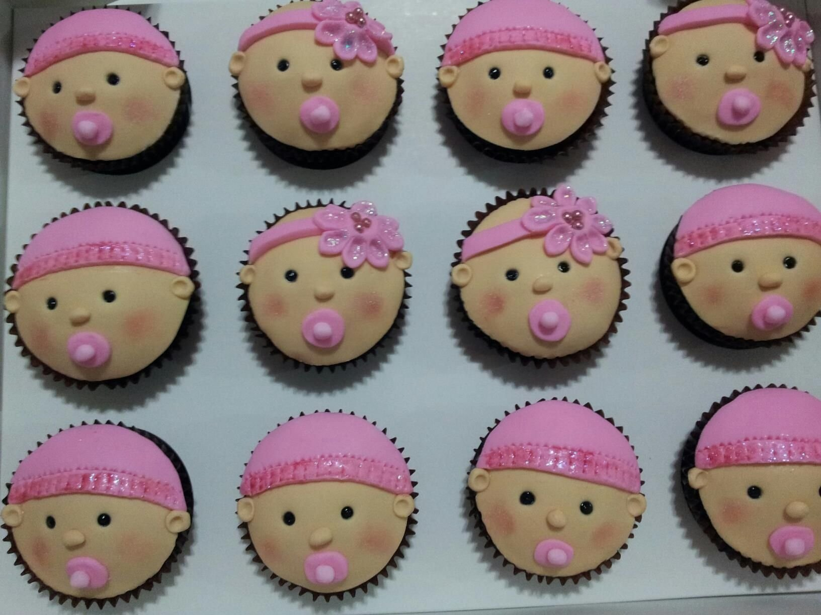 baby shower cupcake ideas | cute cupcake ideas createdcupcakes