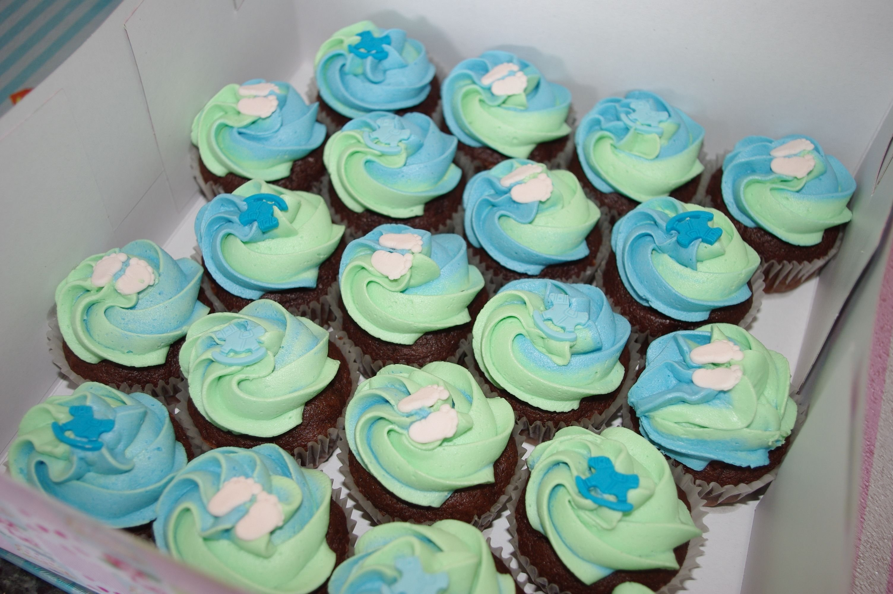 10 Trendy Baby Shower Cupcake Ideas For A Boy baby shower cupcakes ideas easy submited images pic fly fantastic