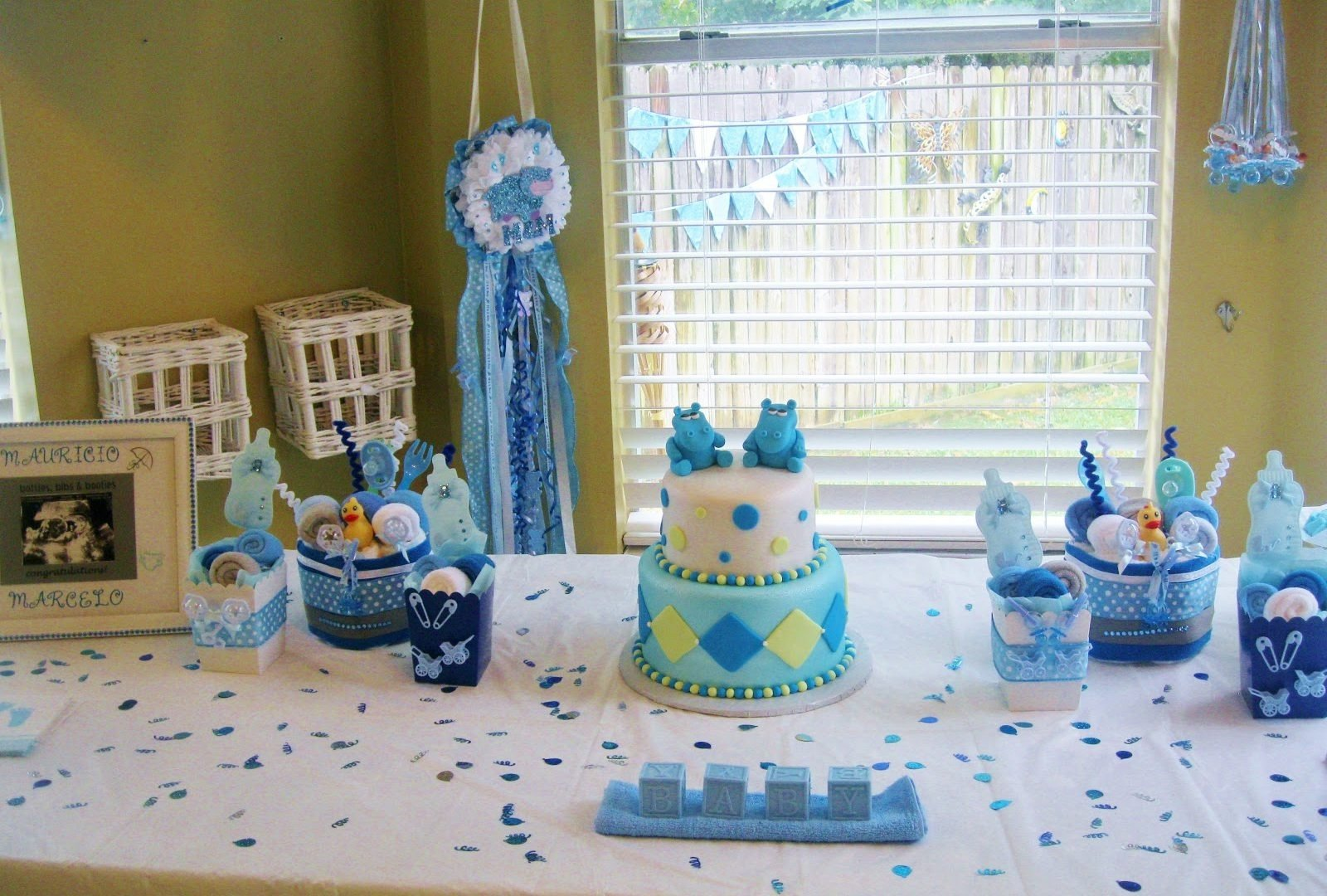 10 Trendy Baby Shower Decorations Ideas For Boys baby shower decoration ideas for boy pinterest diy centerpiece 2020