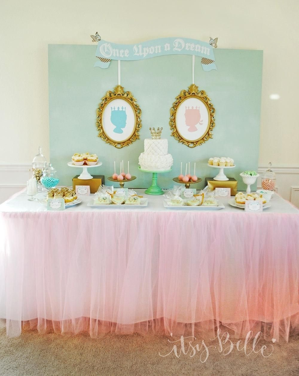 10 Fantastic Twin Girl Baby Shower Ideas baby shower decorations for boy and girl twins 2 shower 1 2020