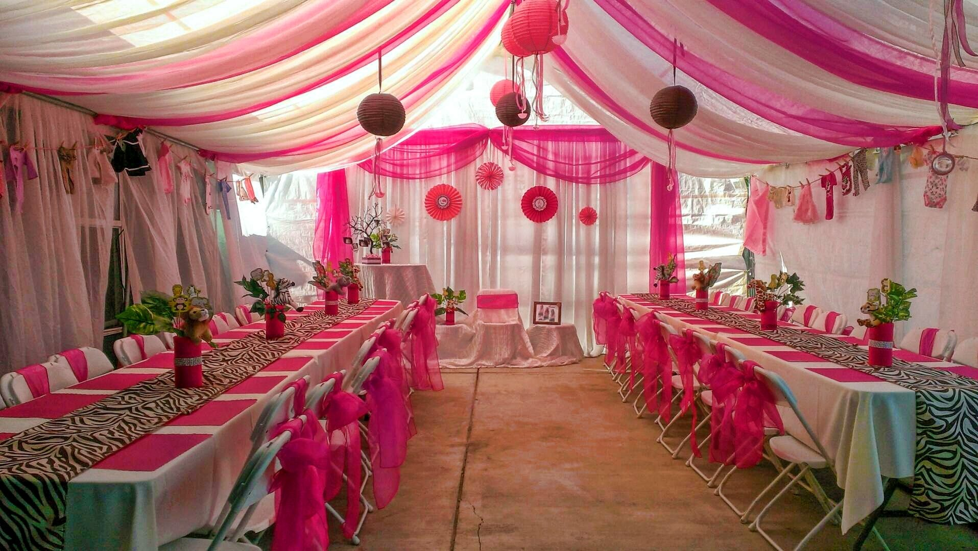 10 Fashionable Cute Baby Shower Decoration Ideas baby shower decorations ideas exquisite girl jpg loversiq 3 2020