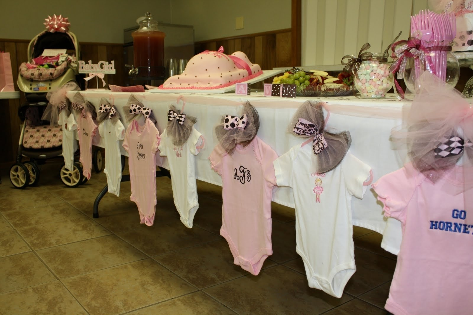 10 Unique Baby Shower Girl Decoration Ideas baby shower decorations ideas for a girl omega center ideas 2021